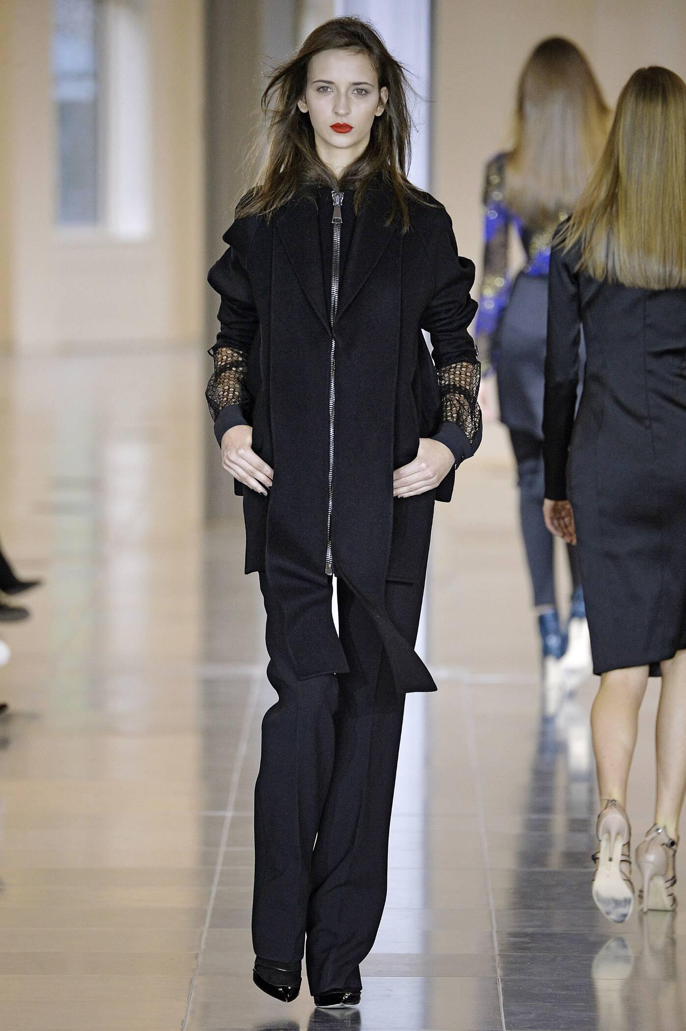 Antonio Berardi Collection London Fashion Week Womenswear