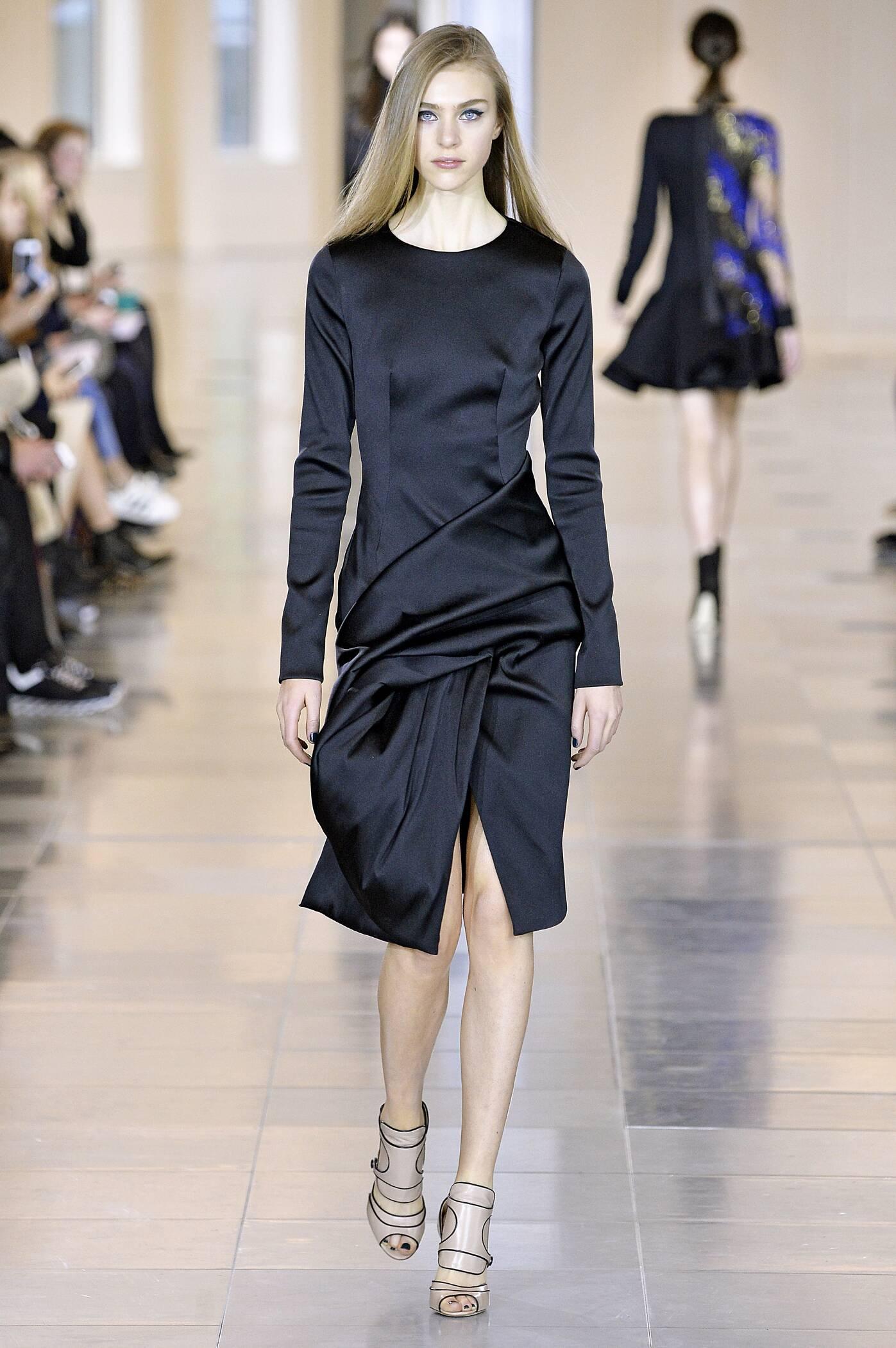 Antonio Berardi Collection London Fashion Week