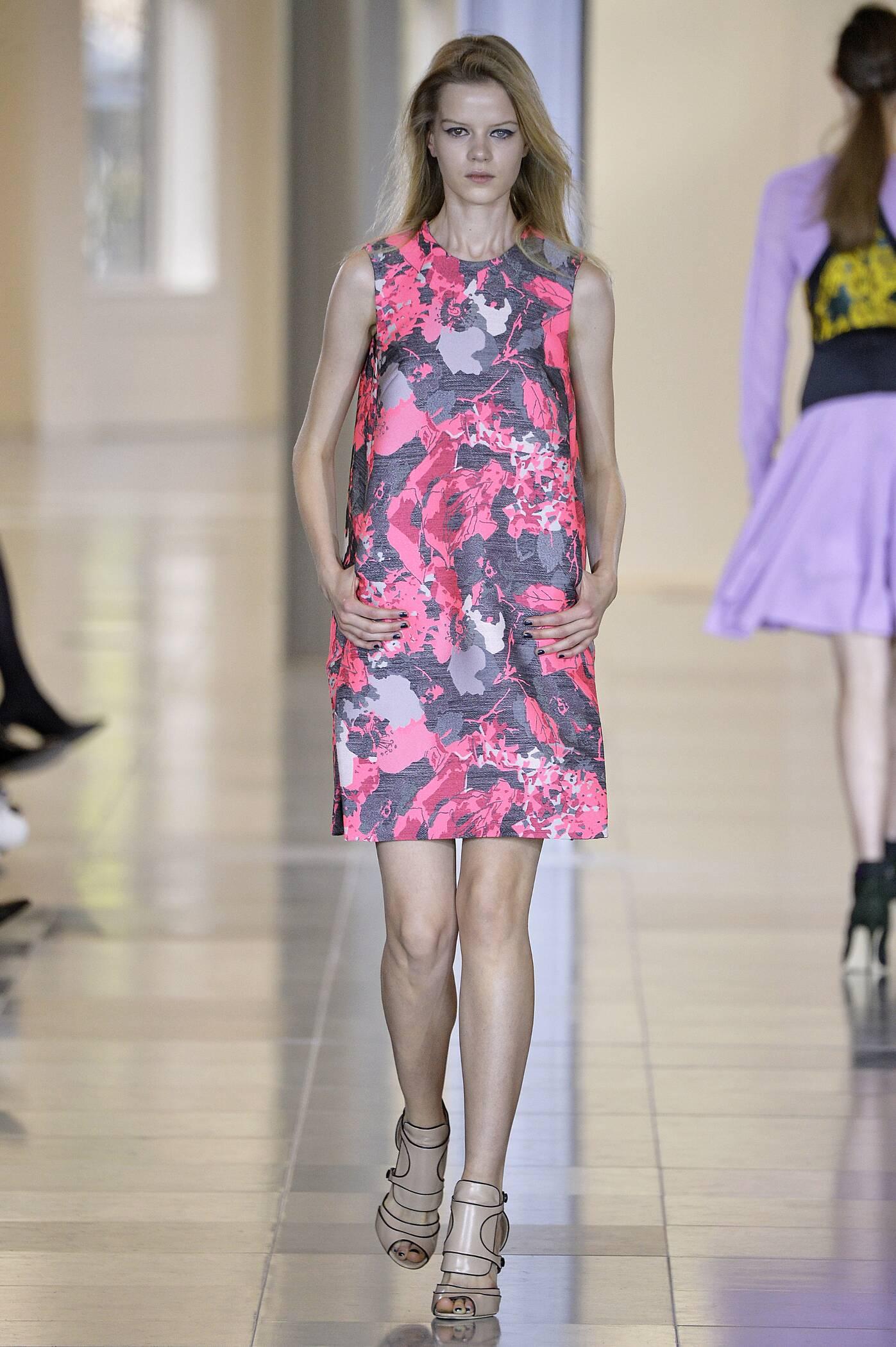 Antonio Berardi Collection Woman 2015