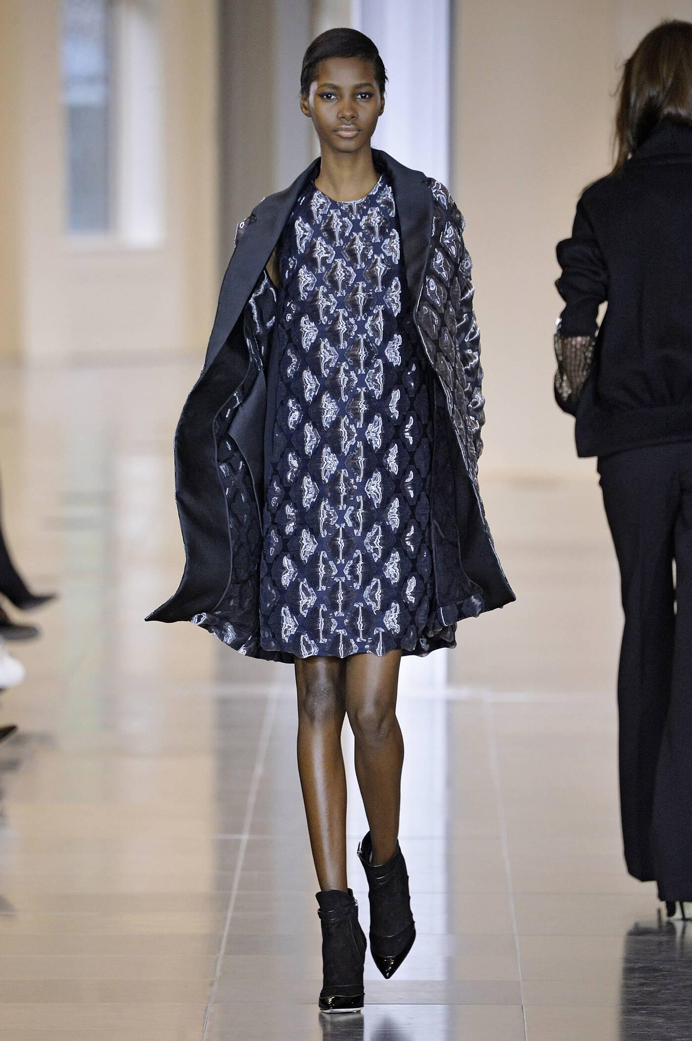 Antonio Berardi Collection Woman London Fashion Week