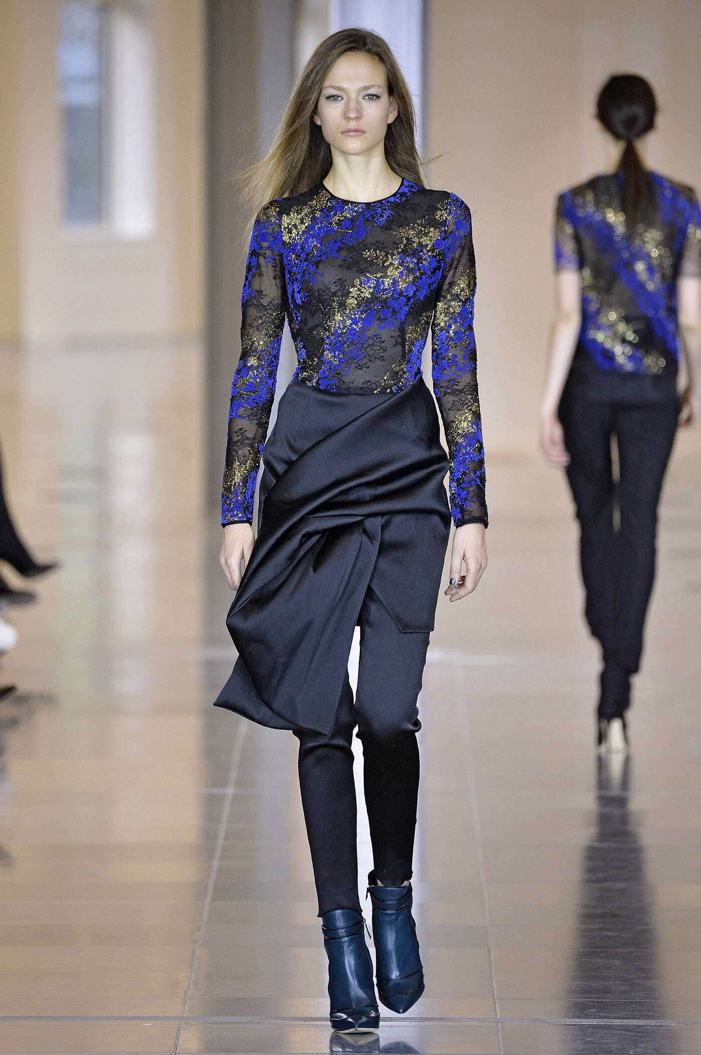 Antonio Berardi Fall Winter 2015 16 Womens Collection London Fashion Week