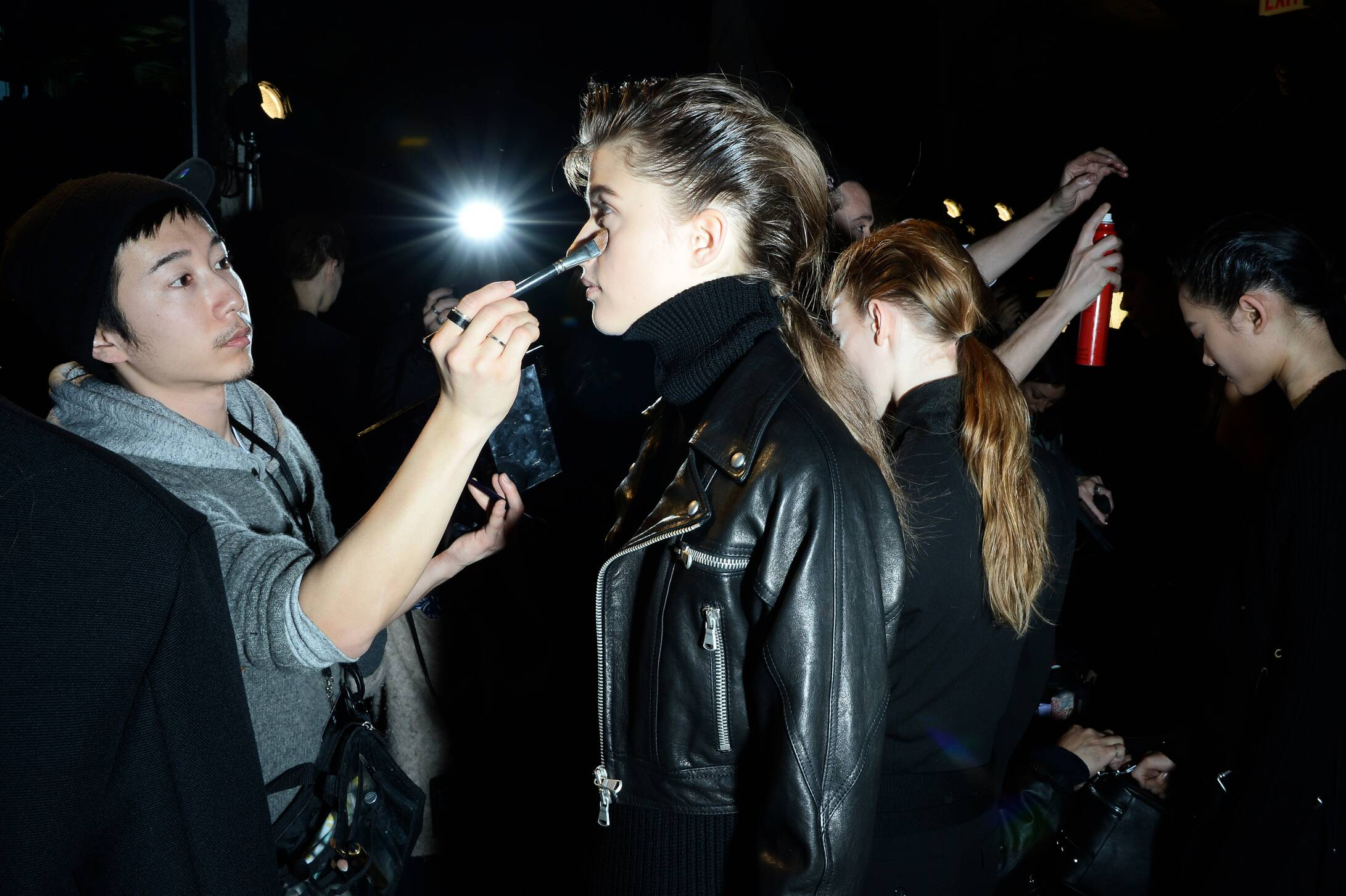 Backstage Diesel Womens Fall 2015