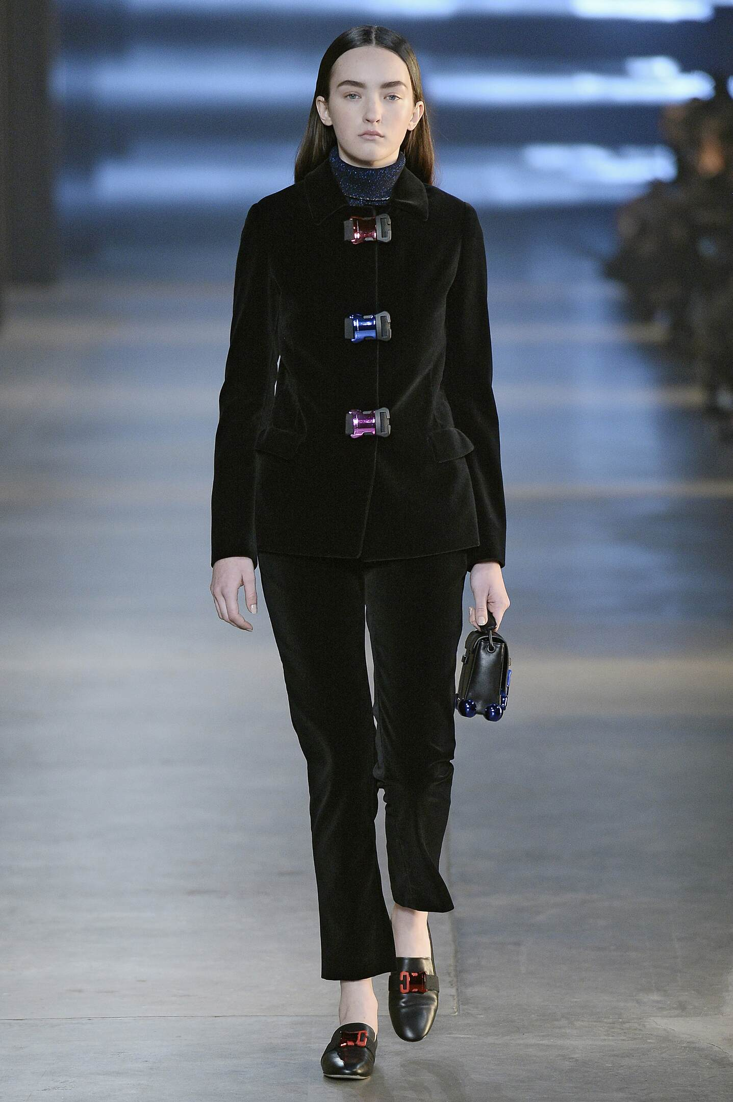 Catwalk Christopher Kane Collection Fashion Show Winter 2015