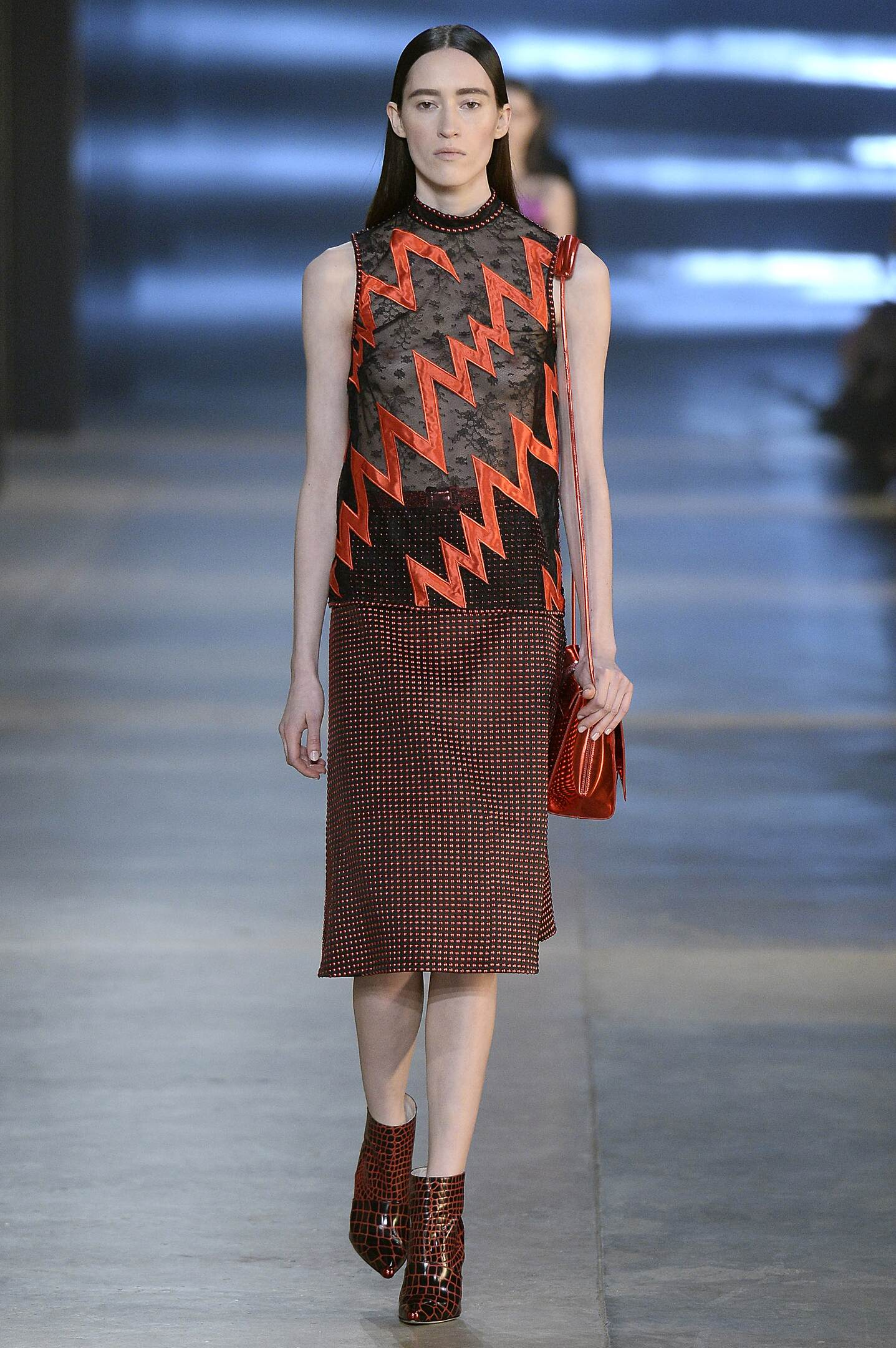 Catwalk Christopher Kane Womenswear Collection Winter 2015