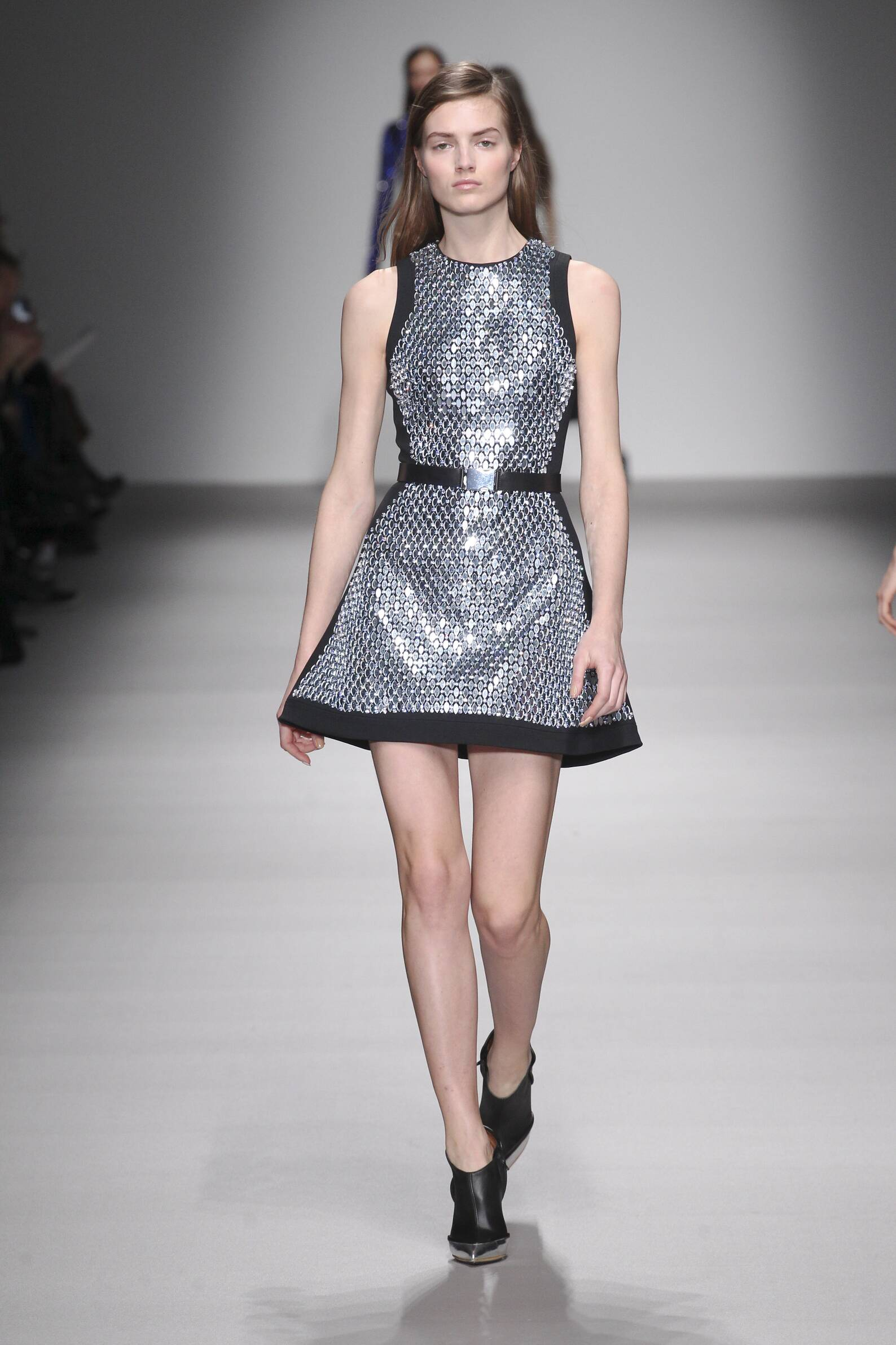 Catwalk David Koma Fall Winter 2015 16 Women's Collection London Fashion Week