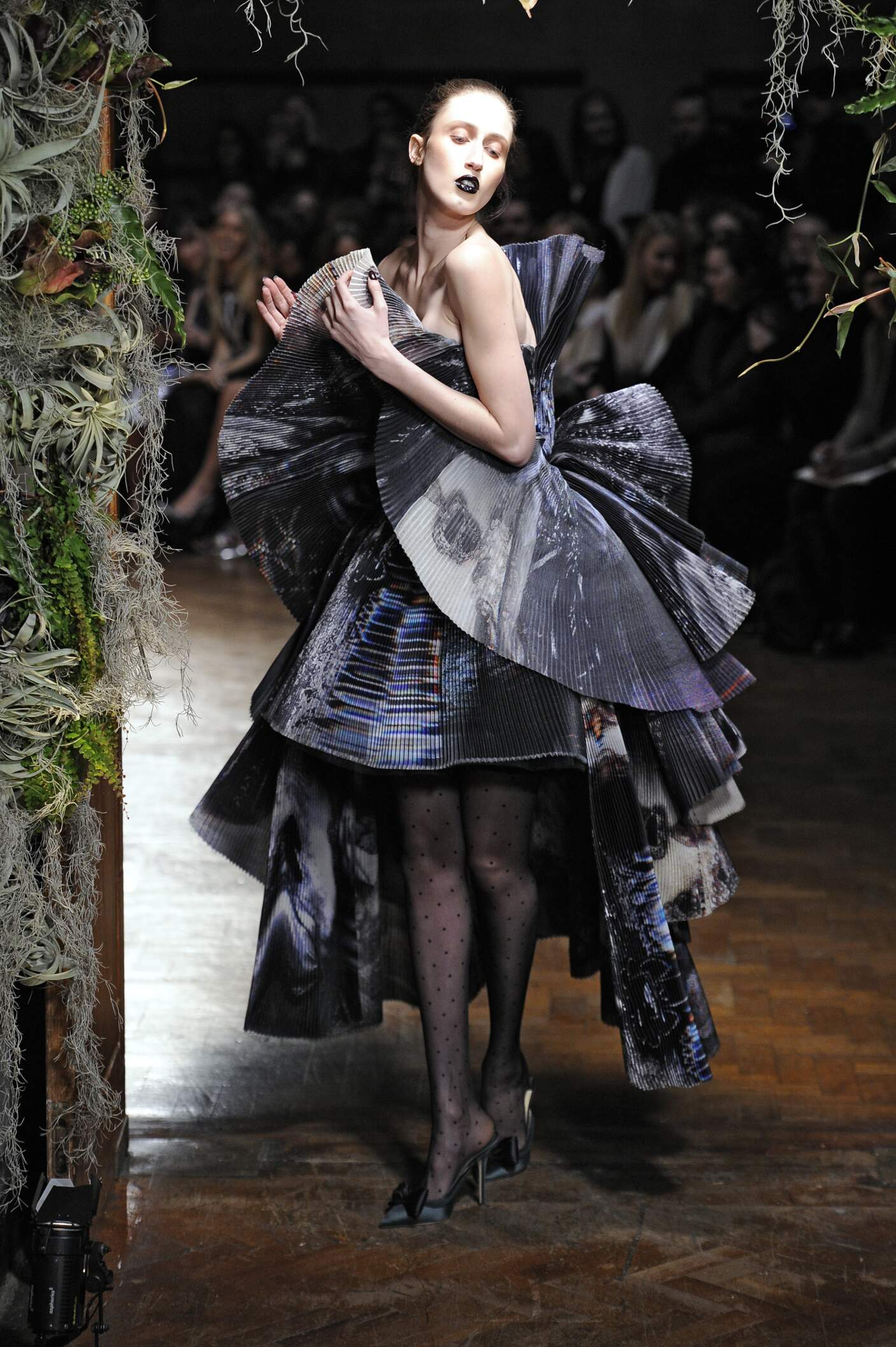 Catwalk Giles Collection Fashion Show Winter 2015