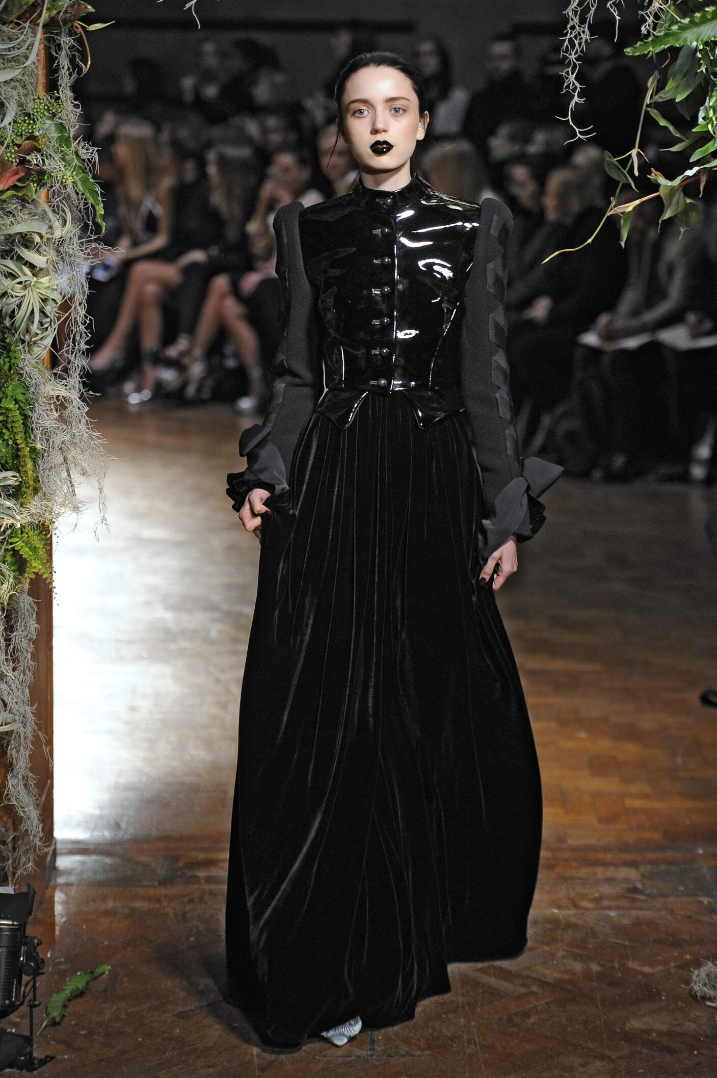 Catwalk Giles Womenswear Collection Winter 2015