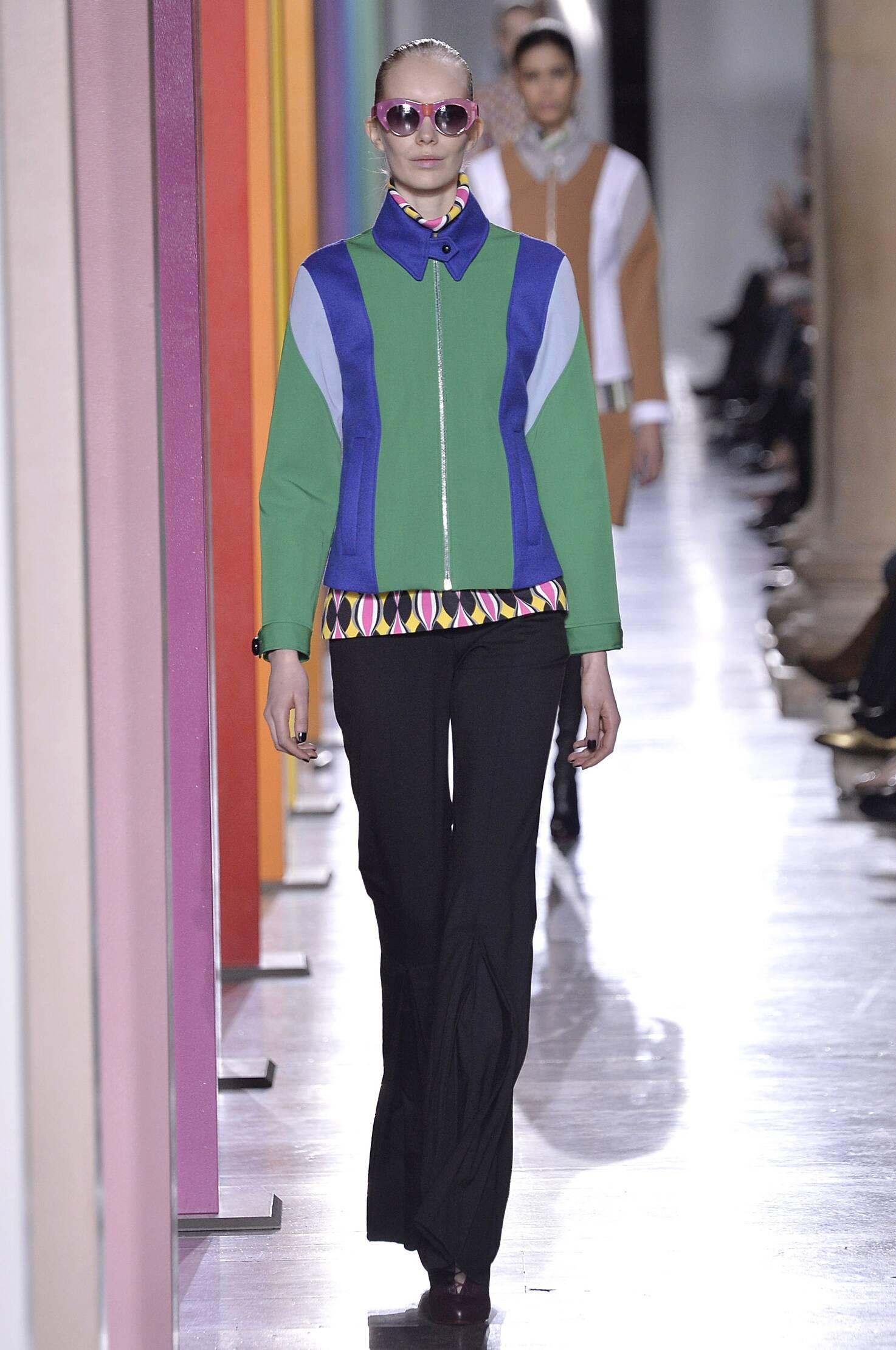 Catwalk Jonathan Saunders Womenswear Collection Winter 2015