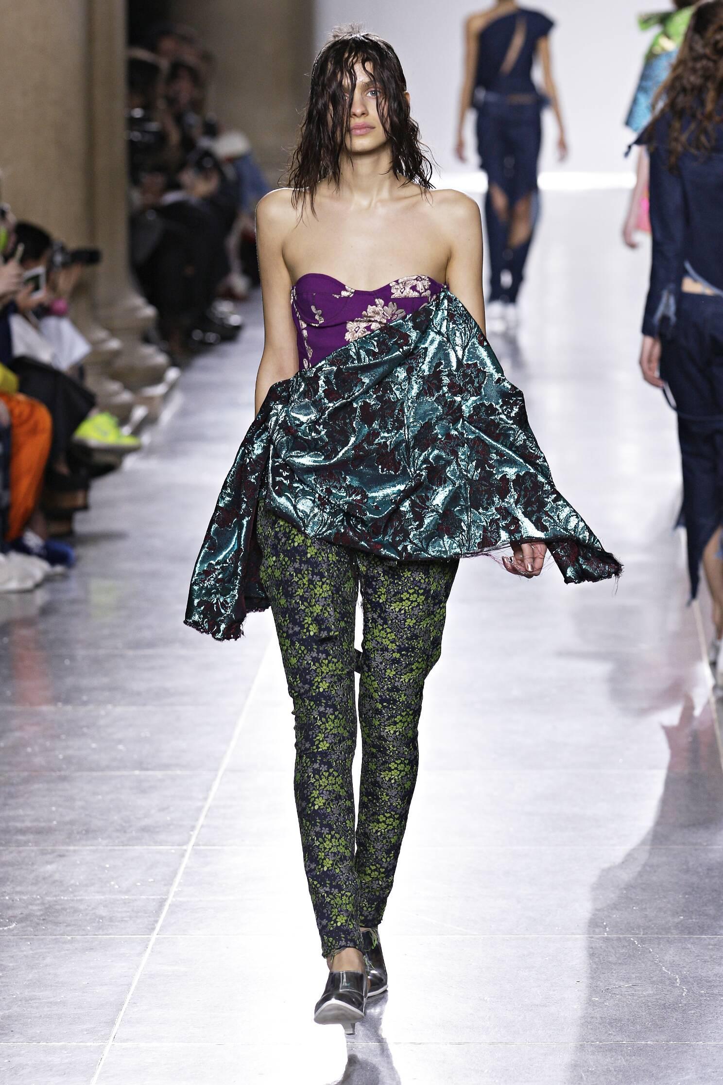 Catwalk Marques Almeida Womenswear Collection Winter 2015