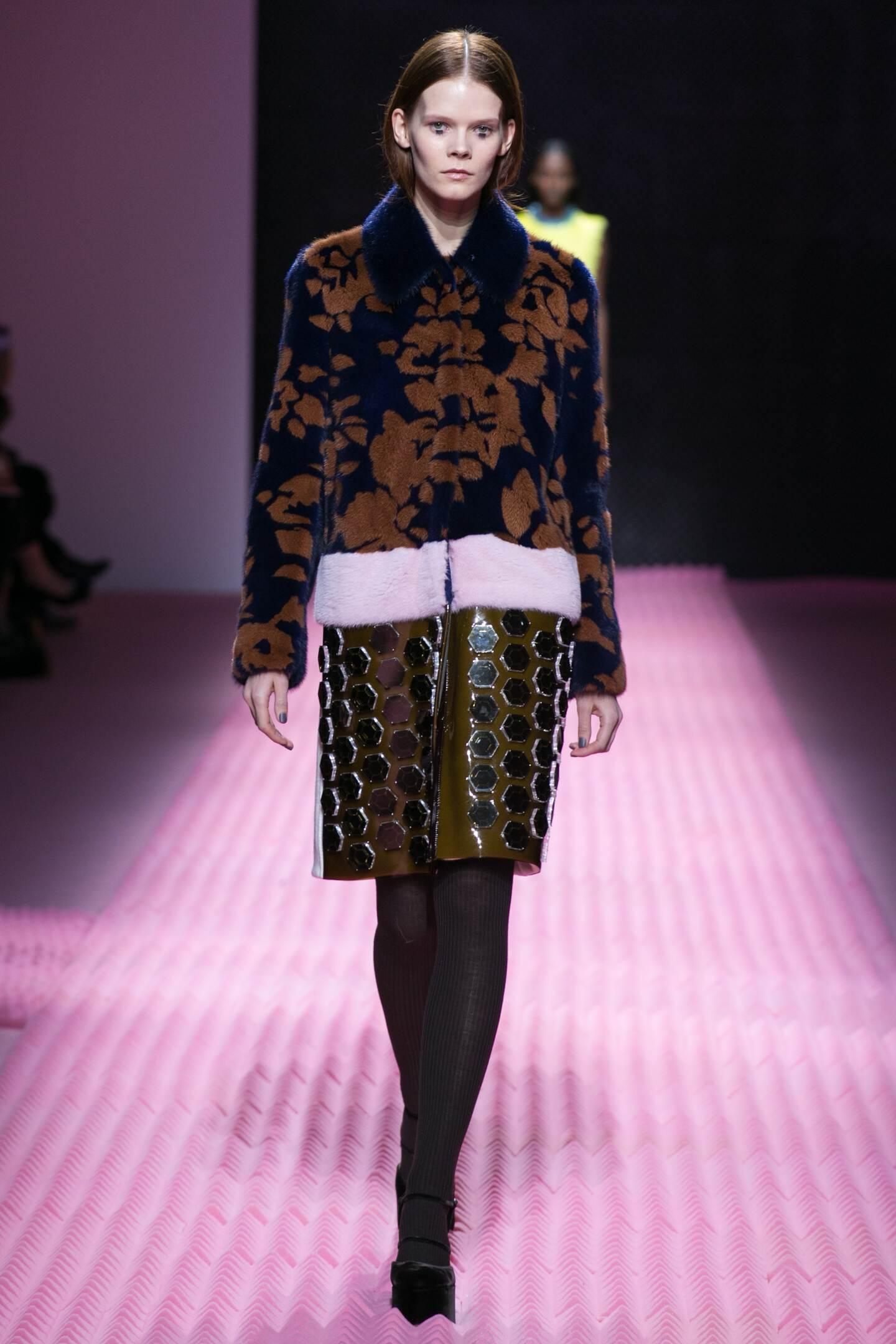 Catwalk Mary Katrantzou Womenswear Collection Winter 2015