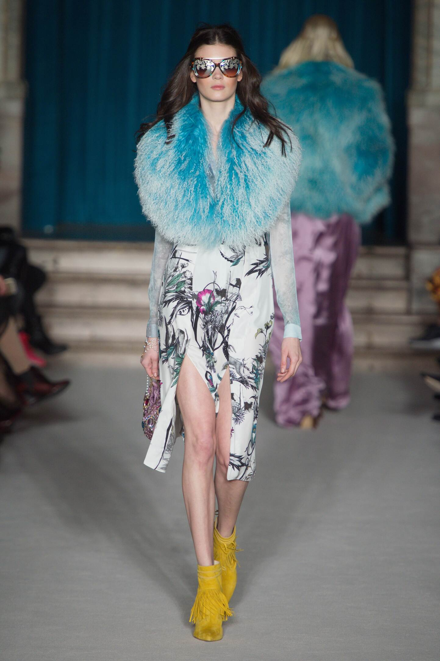 Catwalk Matthew Williamson Womenswear Collection Winter 2015