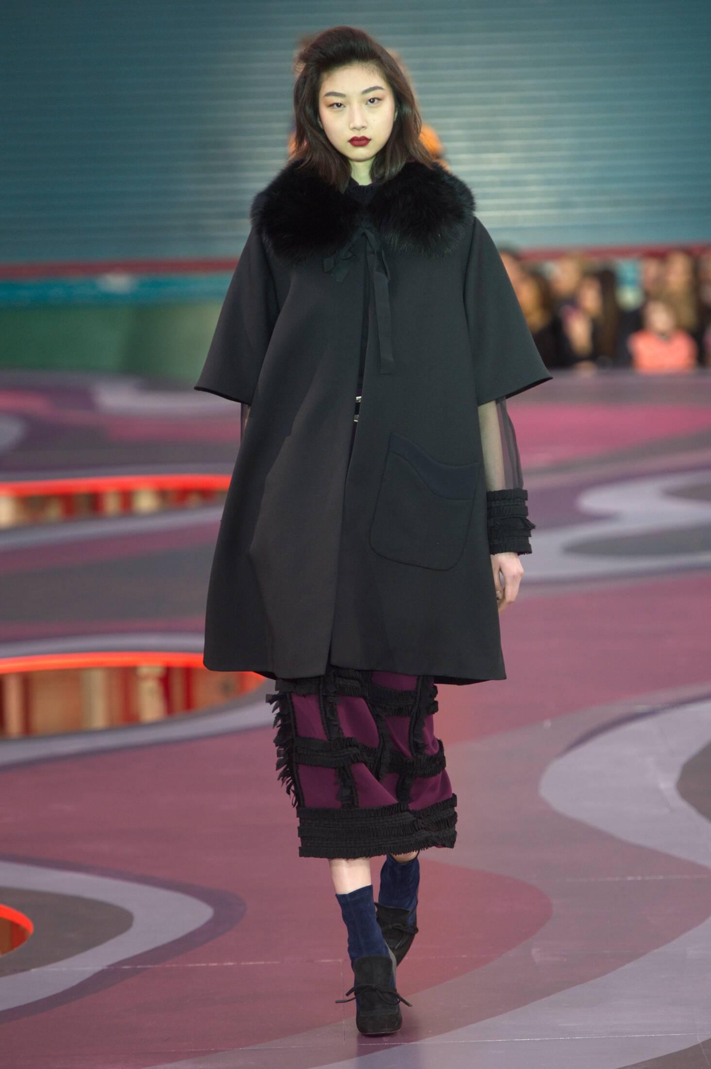 Catwalk Roksanda Womenswear Collection Winter 2015