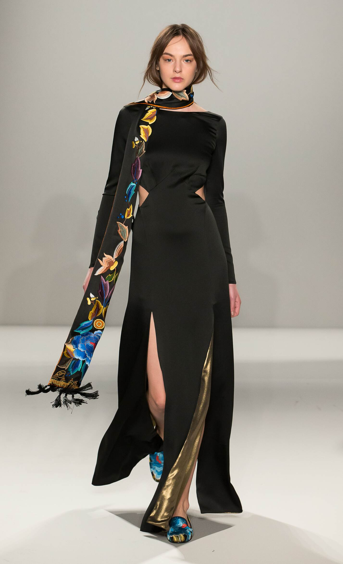 Catwalk Temperley London Collection Fashion Show Winter 2015