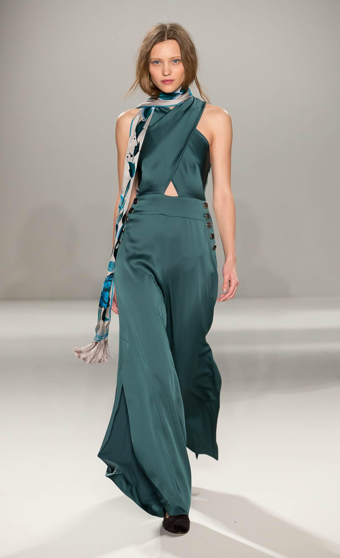 Catwalk Temperley London Womenswear Collection Winter 2015