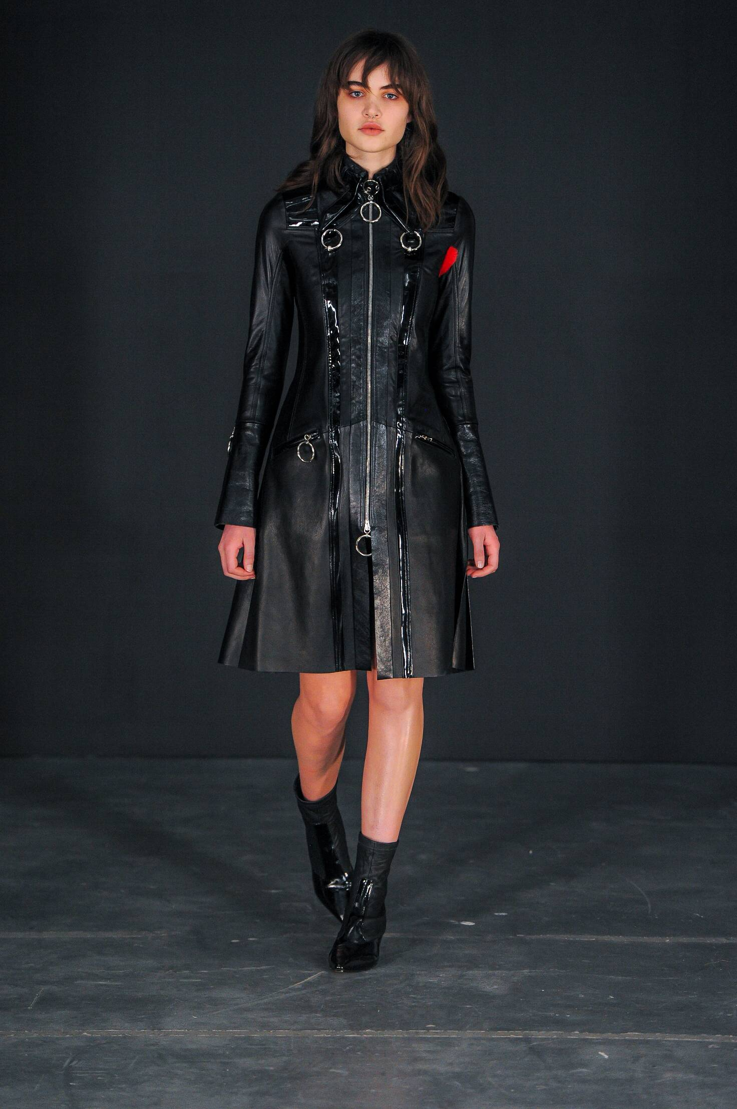 Catwalk Thomas Tait Collection Fashion Show Winter 2015
