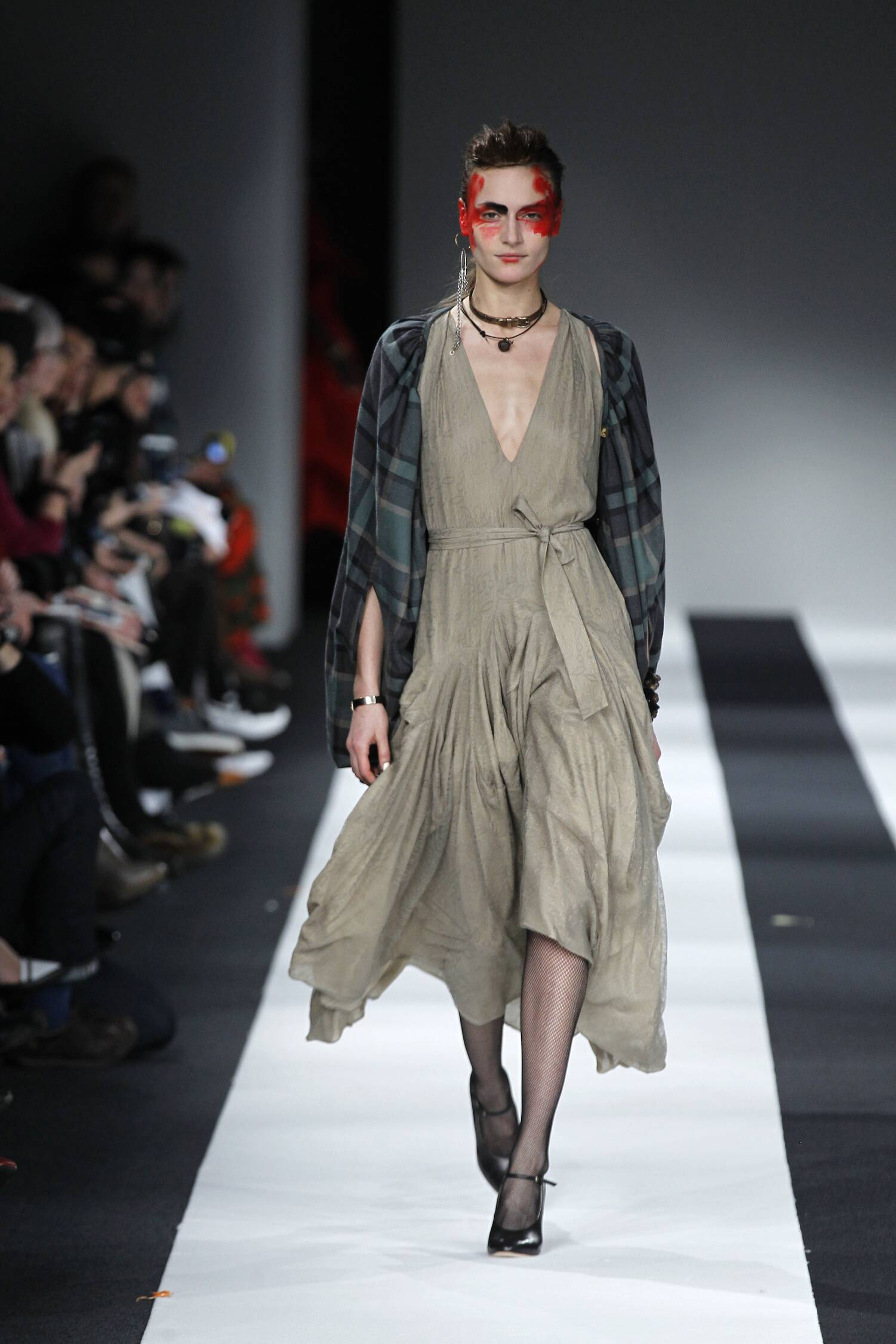 Catwalk Vivienne Westwood Red Label Collection Fashion Show Winter 2015