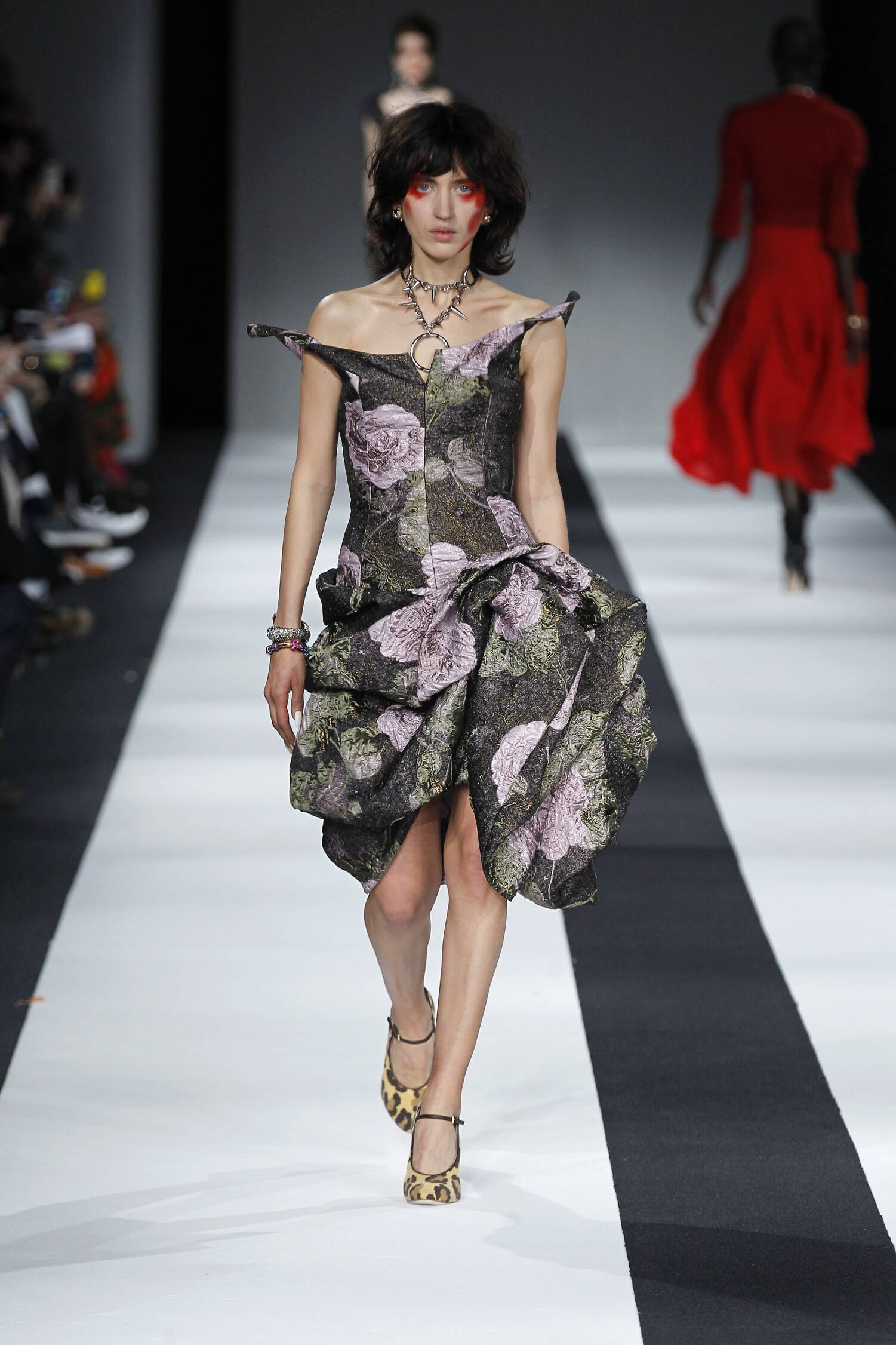 Catwalk Vivienne Westwood Red Label Fall Winter 2015 16 Women's Collection London Fashion Week