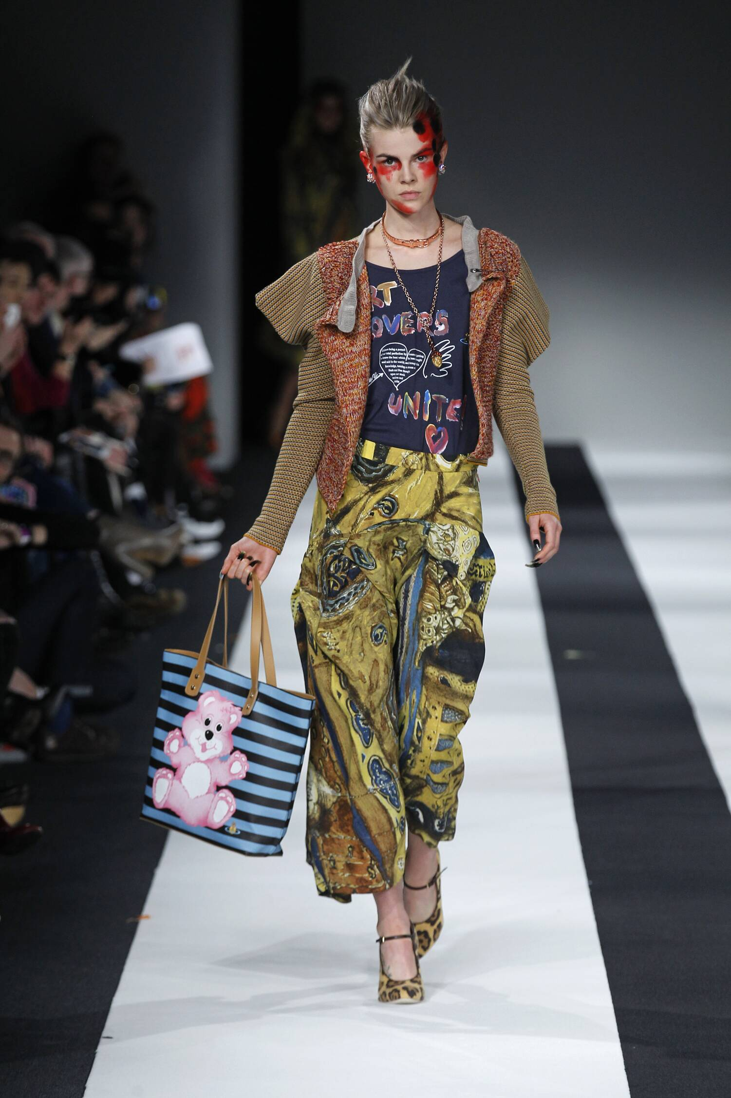 Catwalk Vivienne Westwood Red Label Womenswear Collection Winter 2015