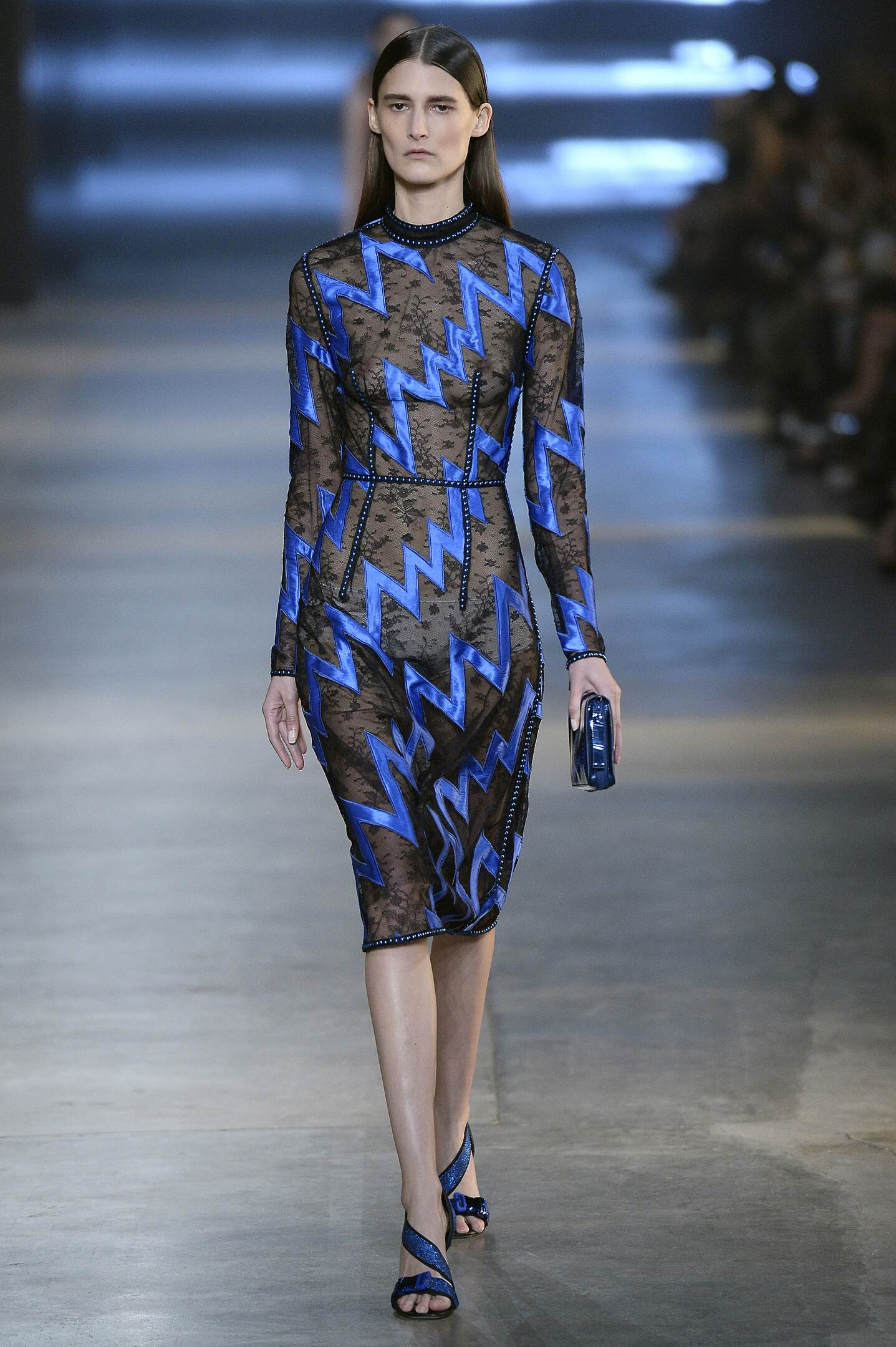 Christopher Kane Collection Fall 2015 Catwalk