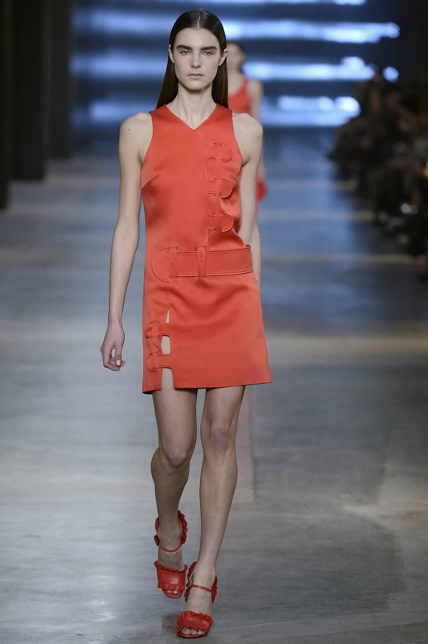 Christopher Kane Collection London Fashion Week Womenswear