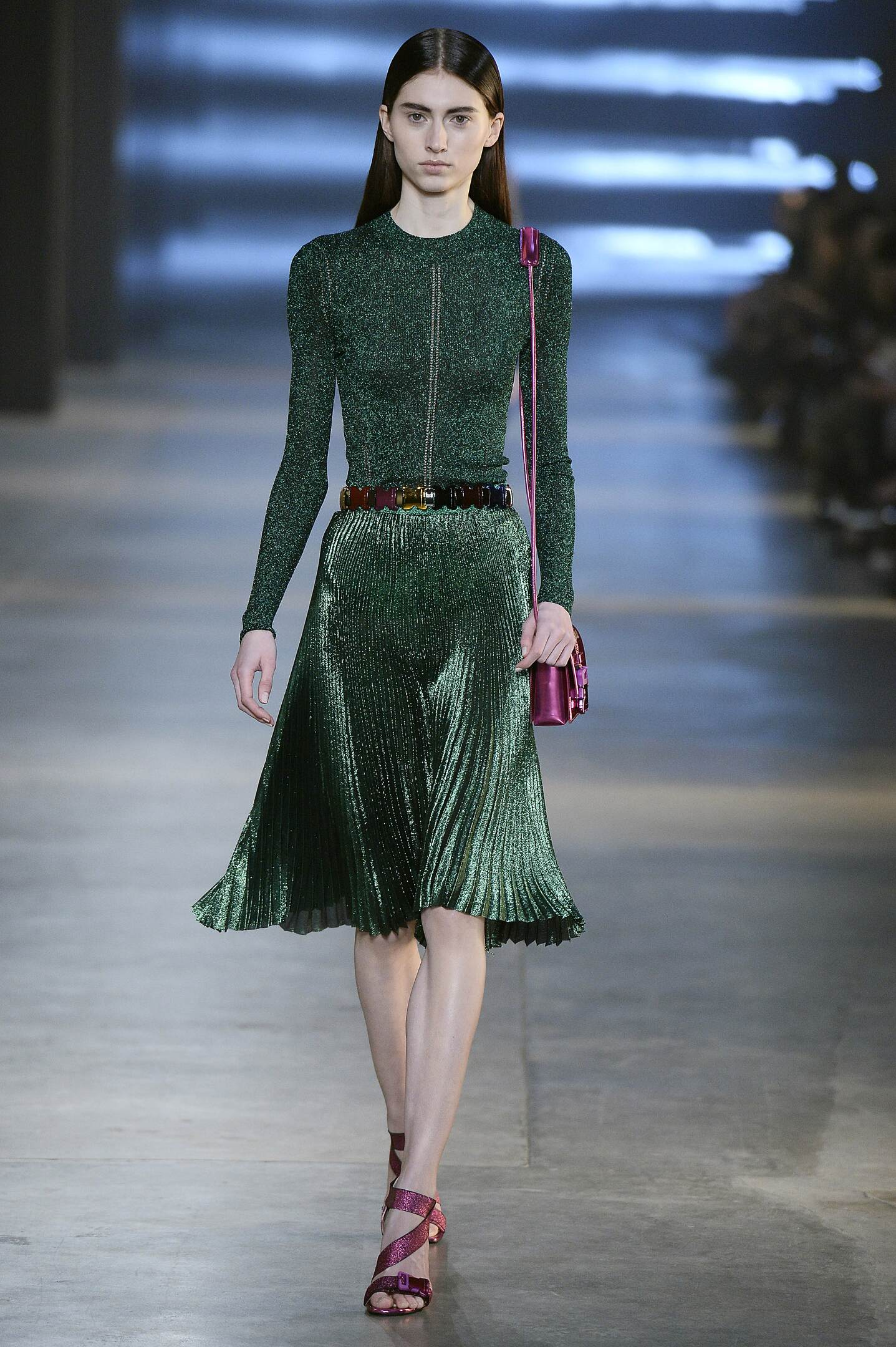 Christopher Kane Collection Winter 2015 Catwalk