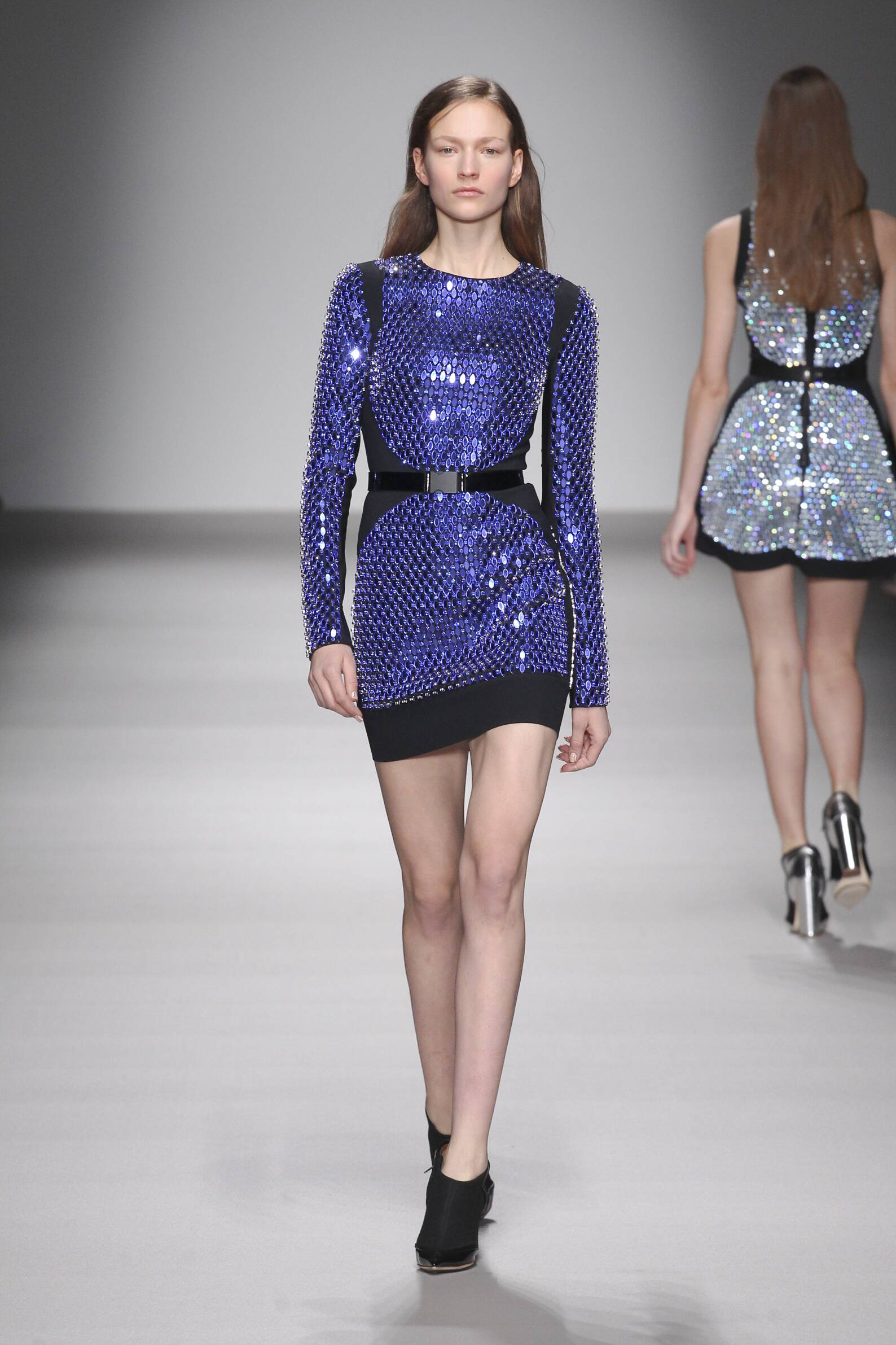 David Koma Collection Fashion Show FW 2015 2016