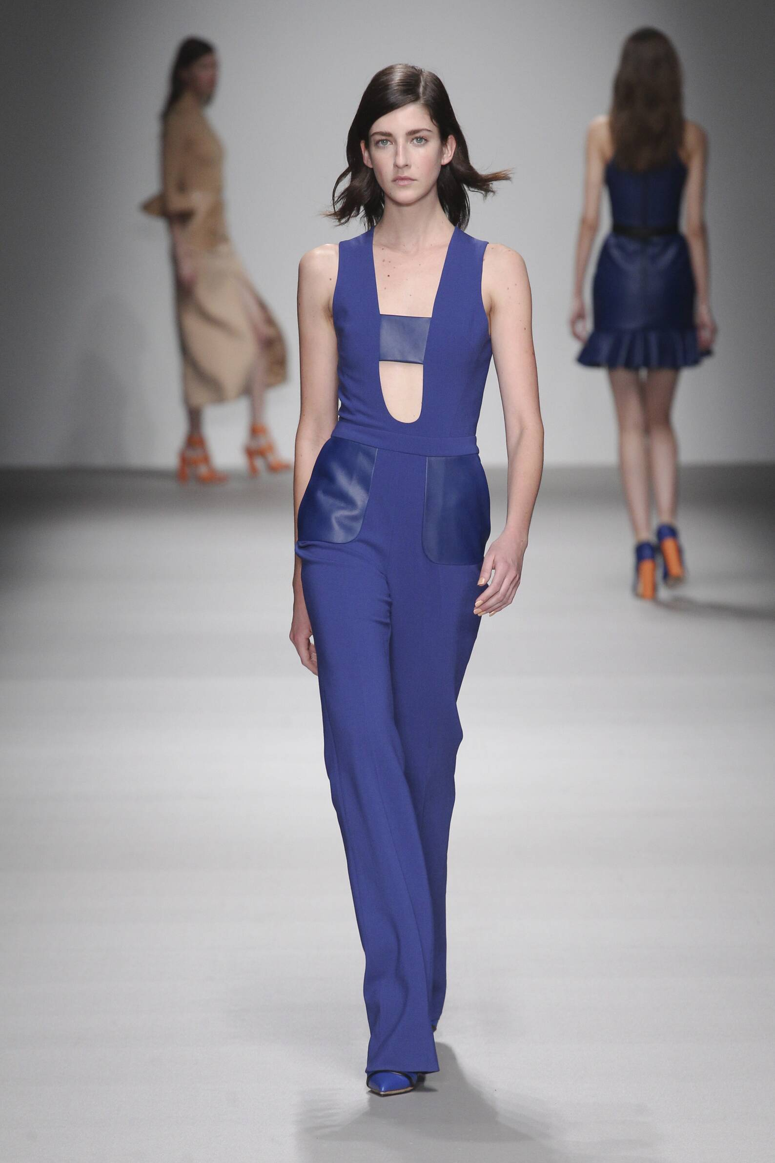 David Koma Collection London Fashion Week