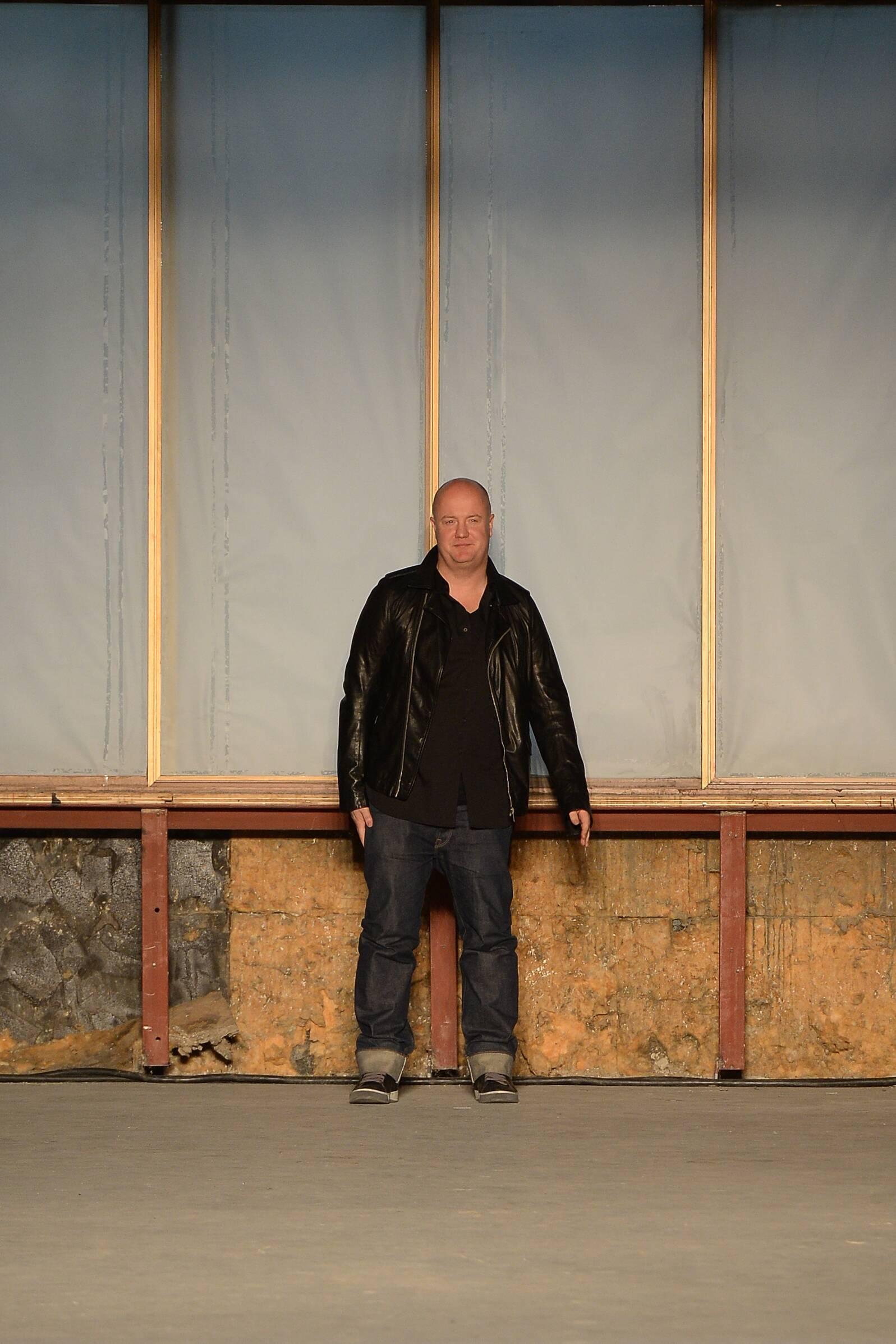 Diesel Black Gold Collection Designer Andreas Melbostad