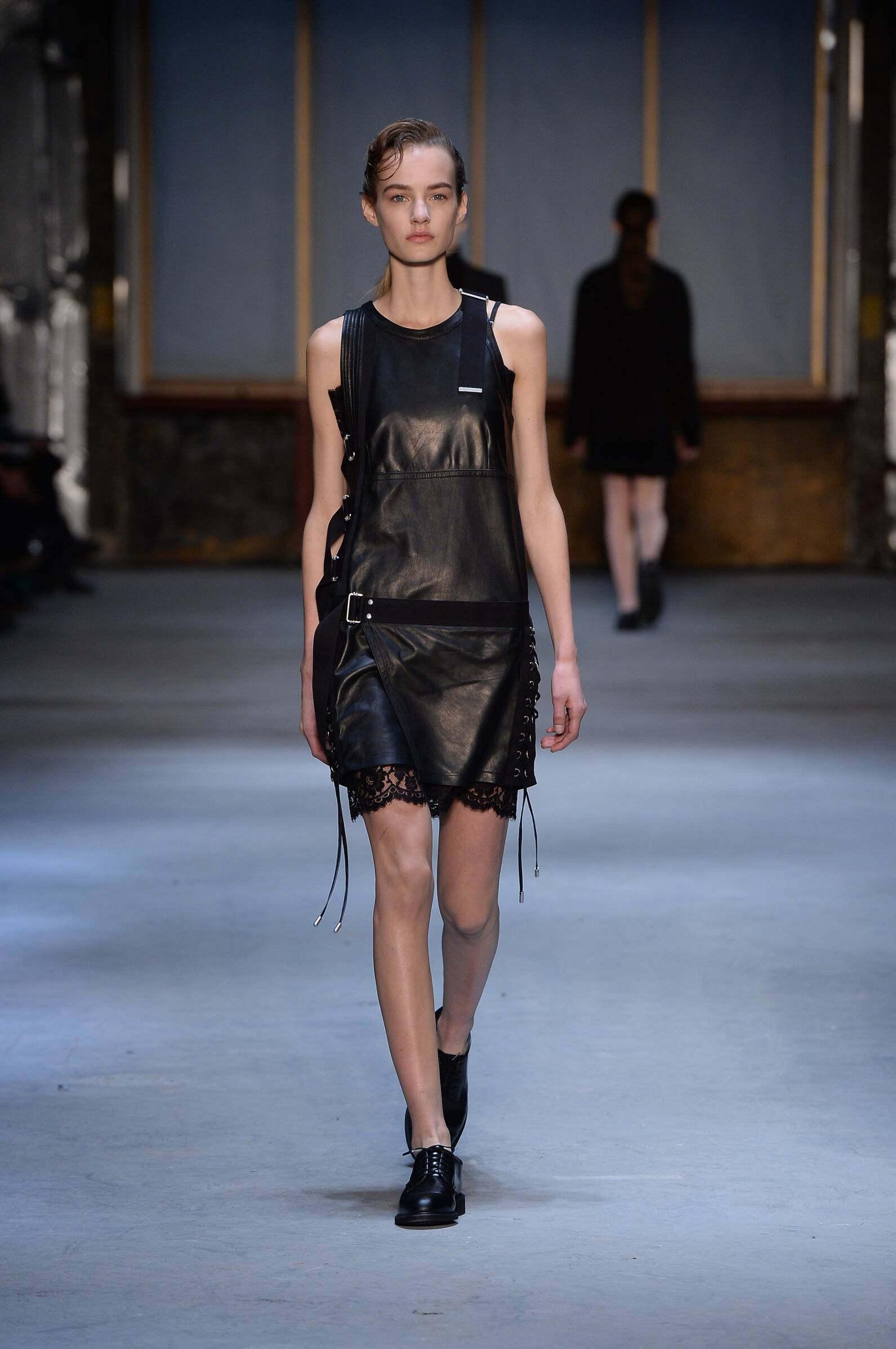 Diesel Black Gold Collection New York Fashion Week Womenswear