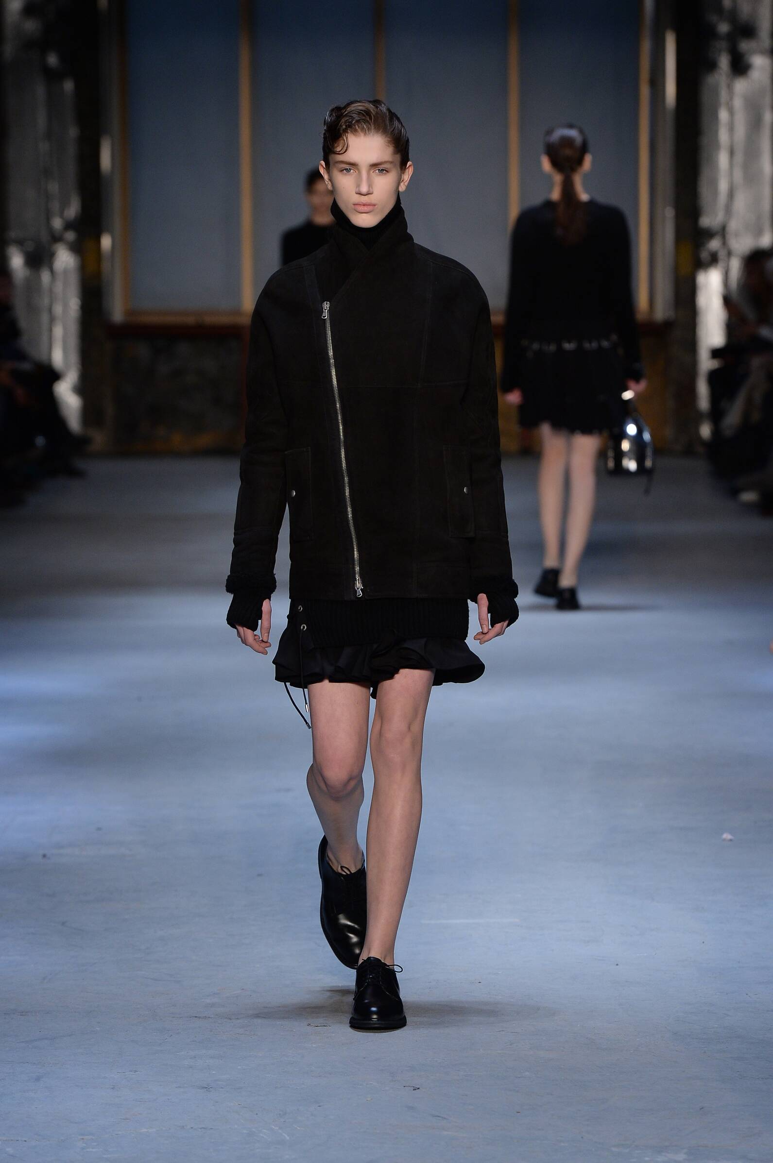 Diesel Black Gold Collection New York Fashion Week