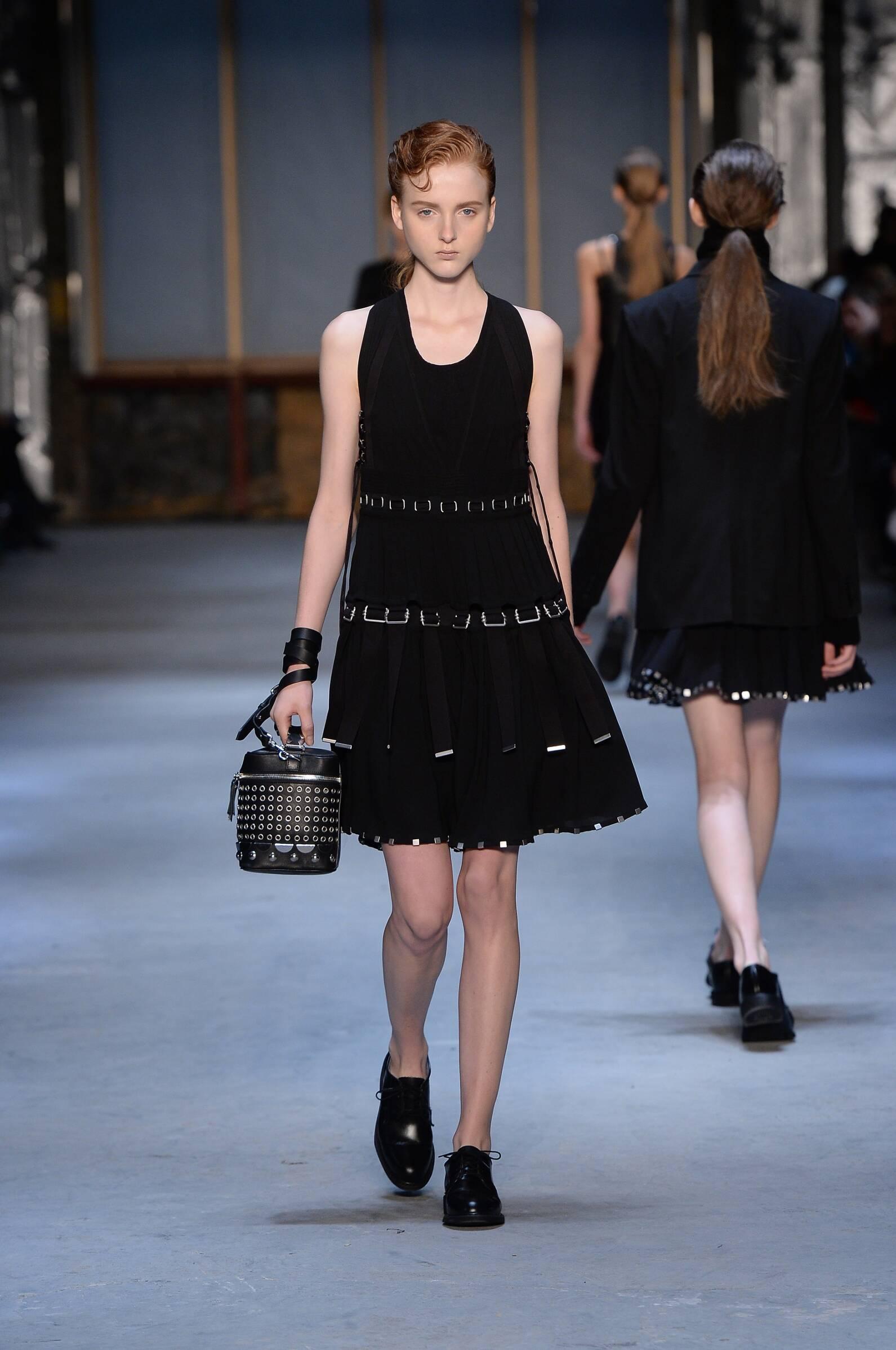 Diesel Black Gold Collection Woman New York Fashion Week