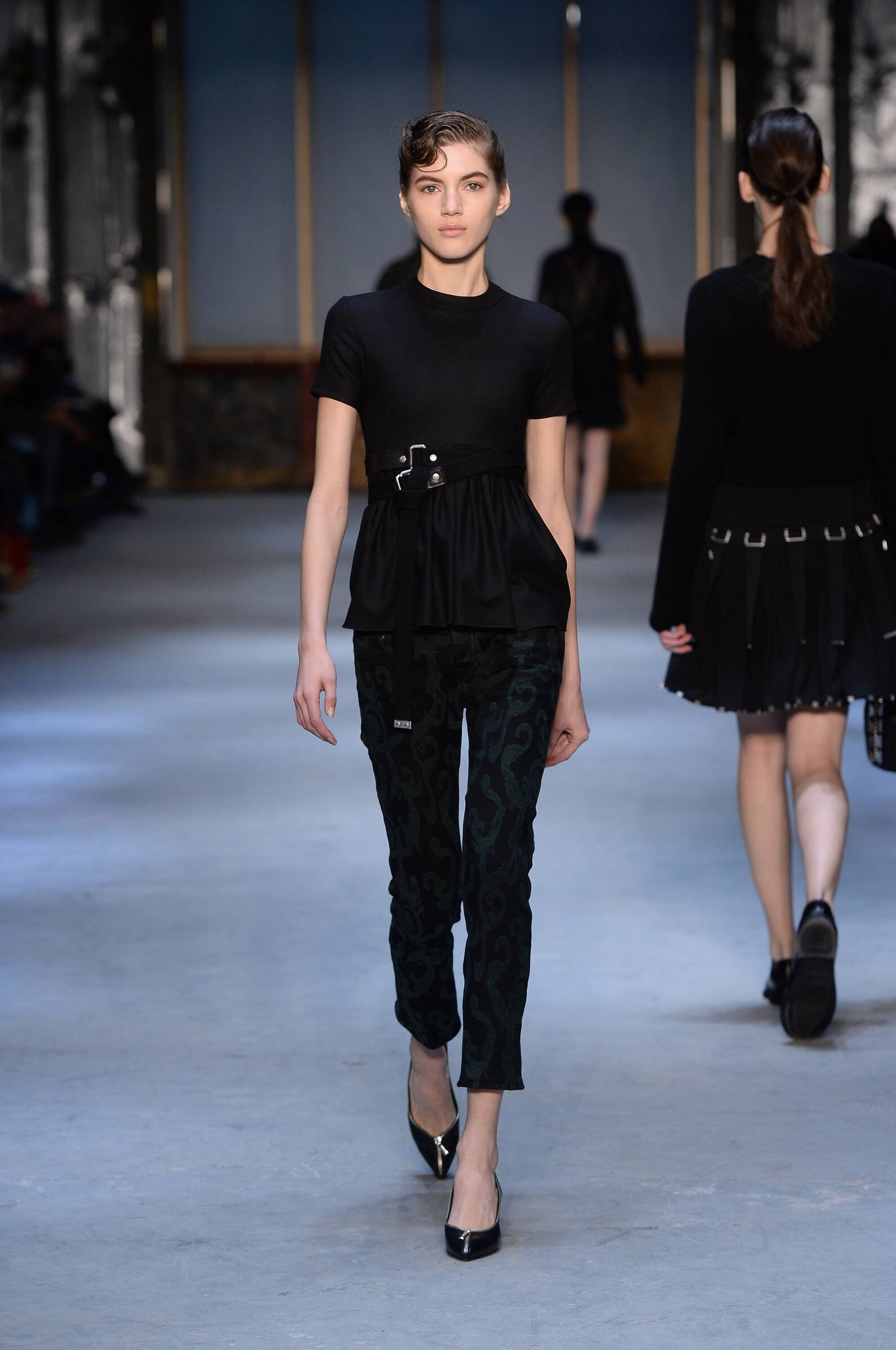 Diesel Black Gold Fall Winter 2015 16 Womens Collection New York Fashion Week