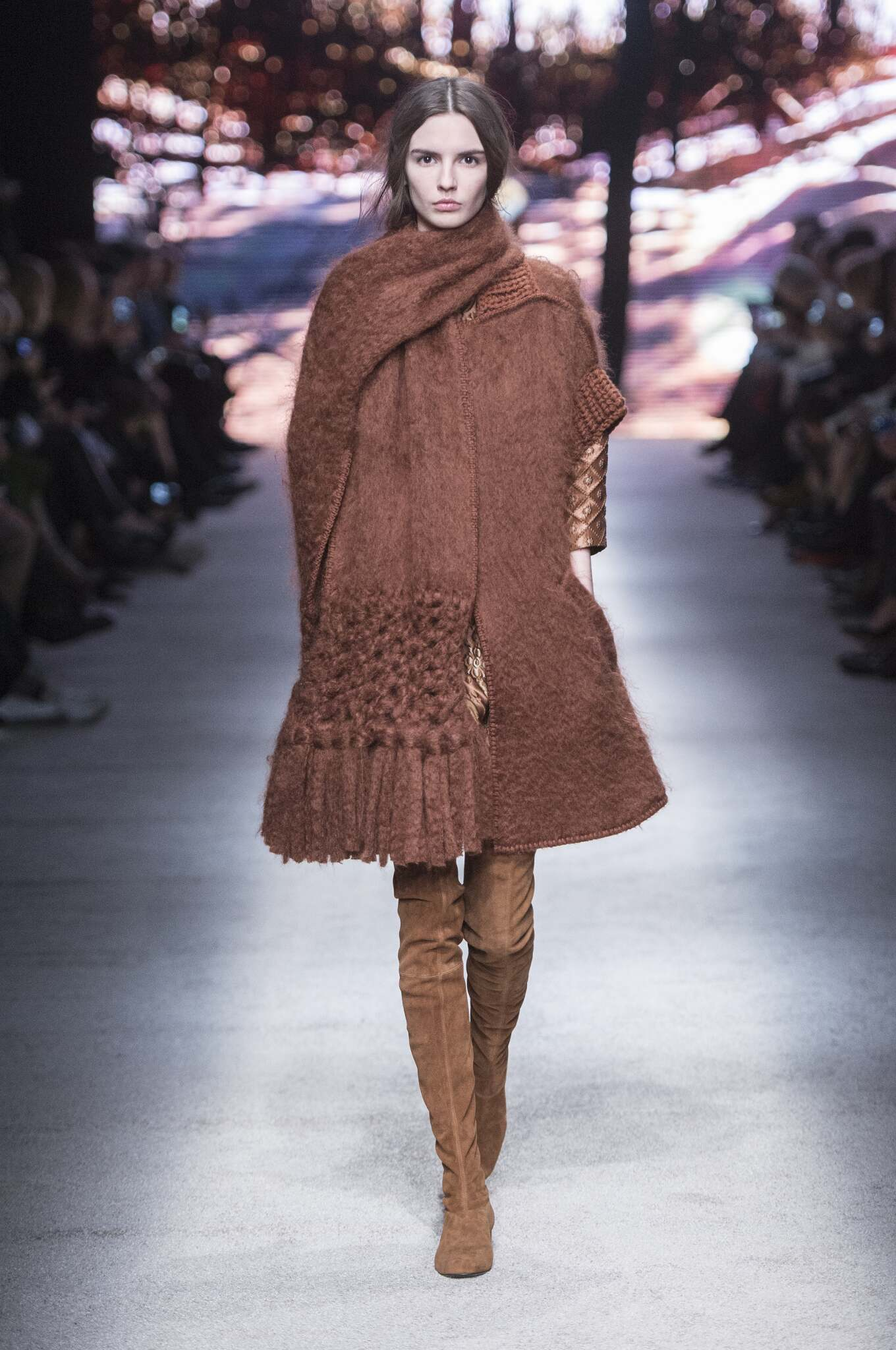 Fall 2015 Fashion Trends Alberta Ferretti Collection