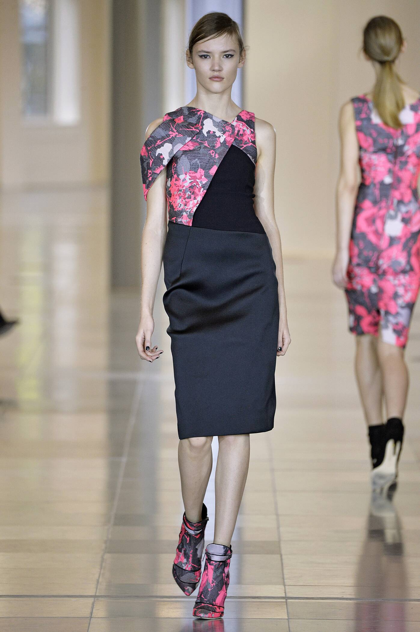 Fall 2015 Fashion Trends Antonio Berardi Collection