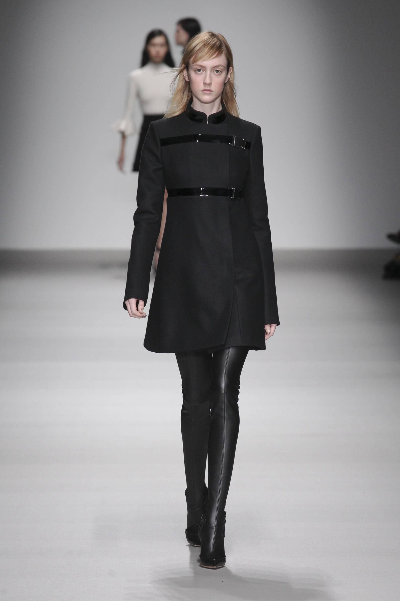 Fall 2015 Fashion Trends David Koma Collection