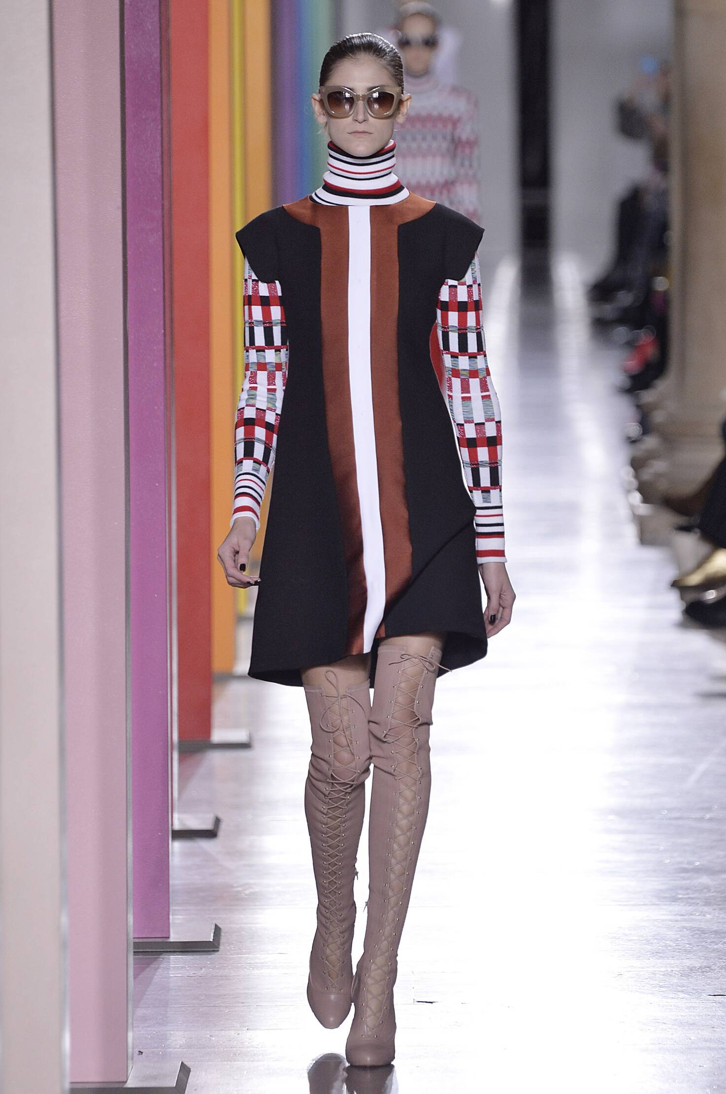 Fall 2015 Fashion Trends Jonathan Saunders Collection