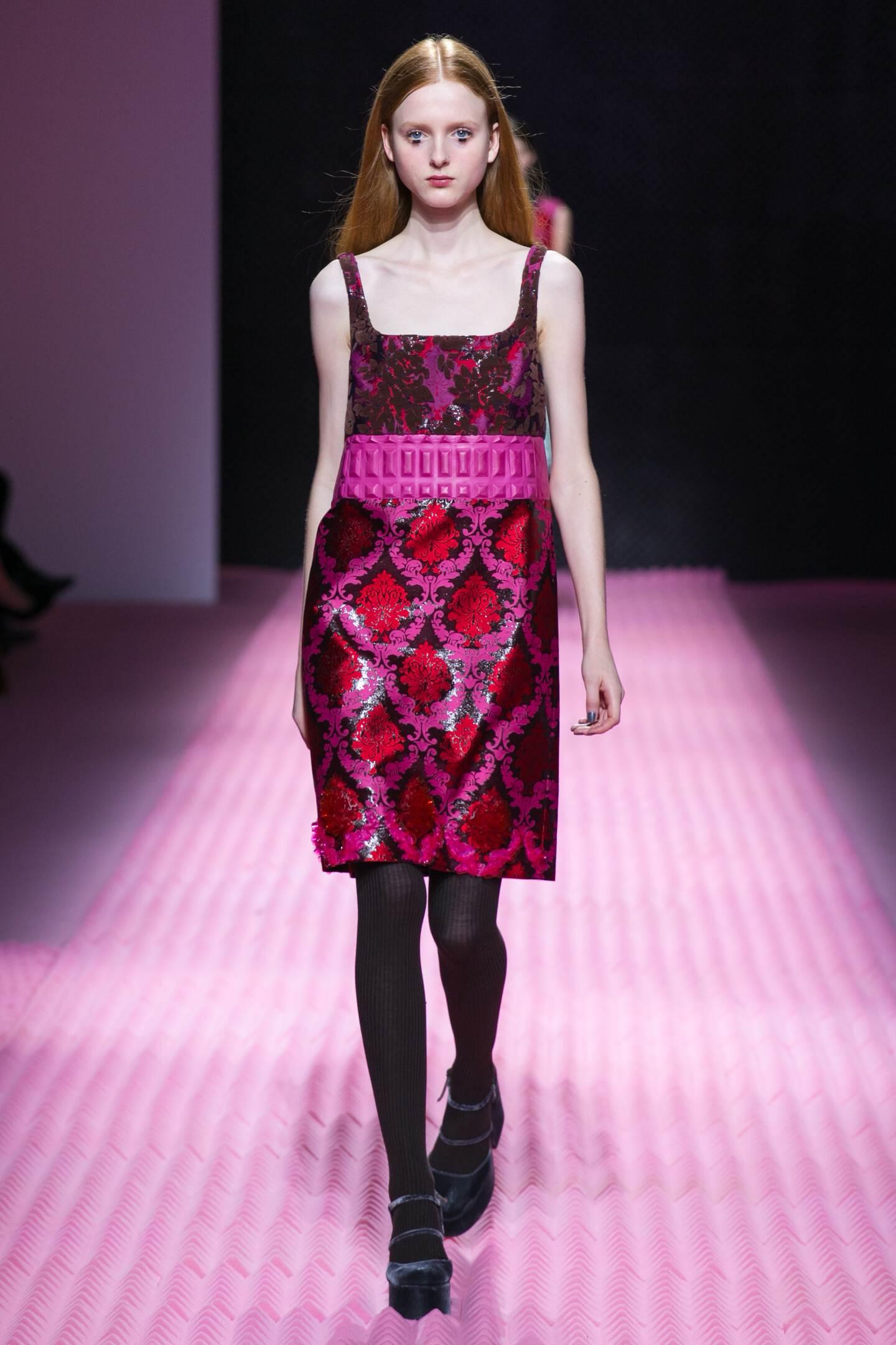 Fall 2015 Fashion Trends Mary Katrantzou Collection