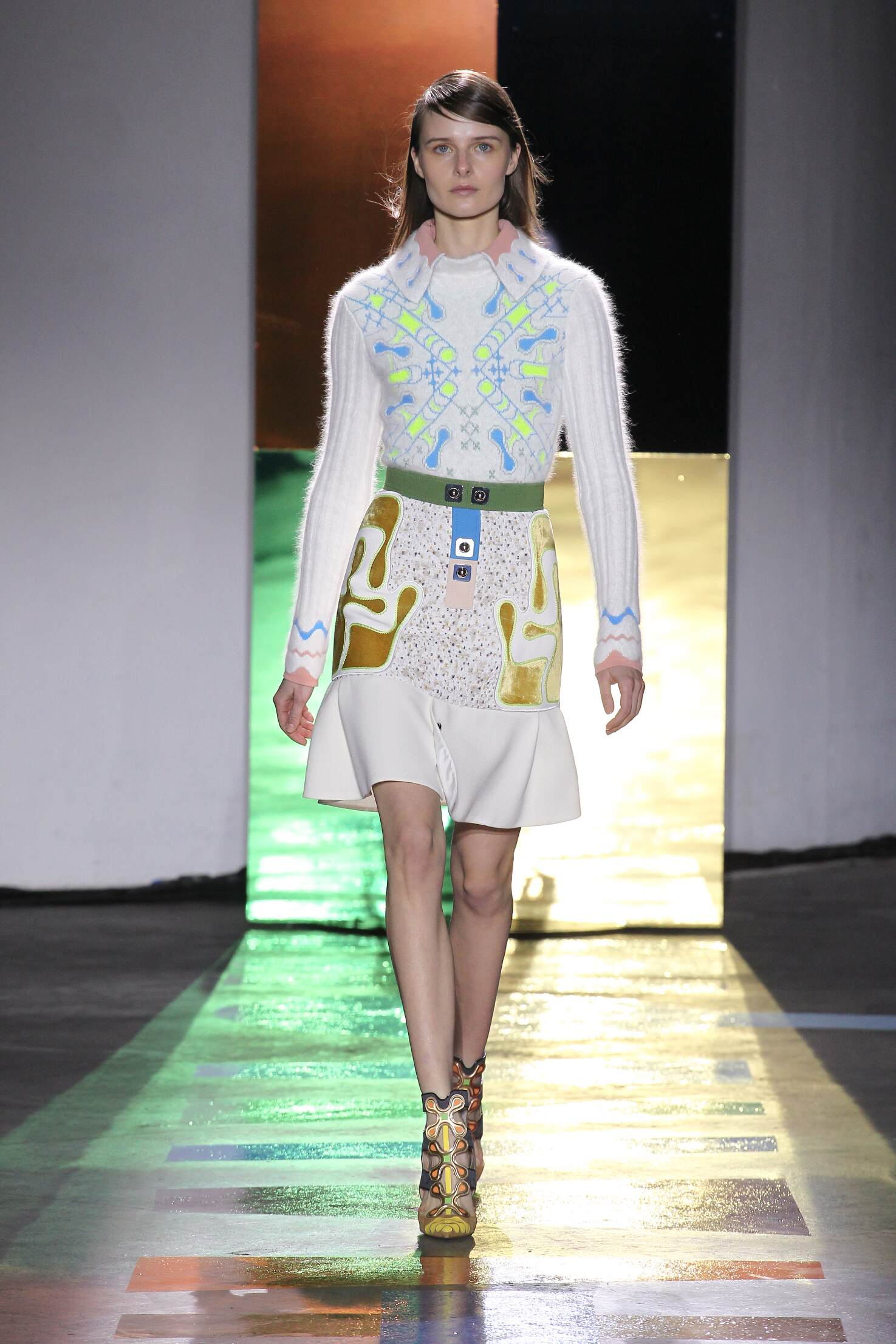 Fall 2015 Fashion Trends Peter Pilotto Collection