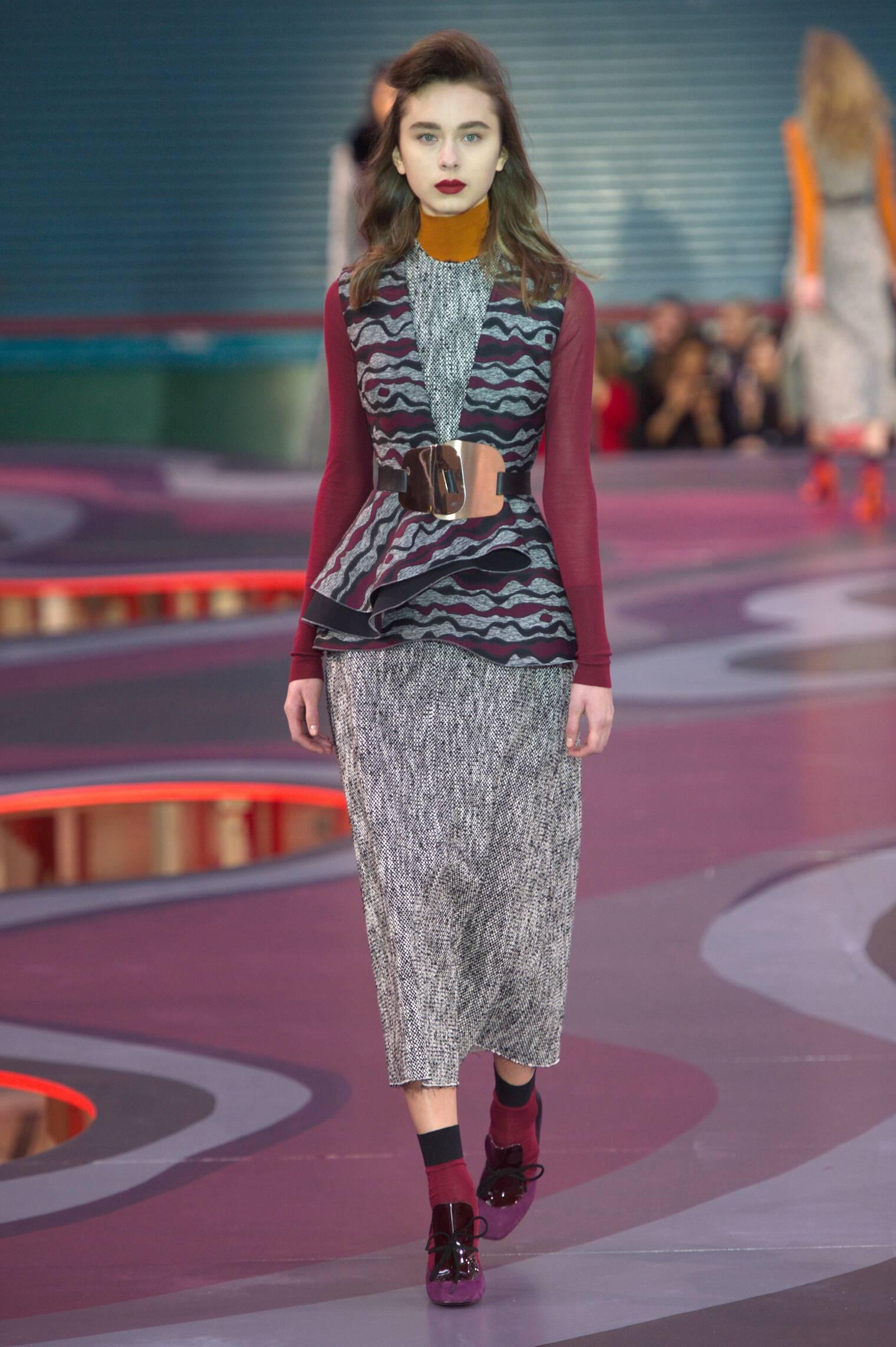 Fall 2015 Fashion Trends Roksanda Collection