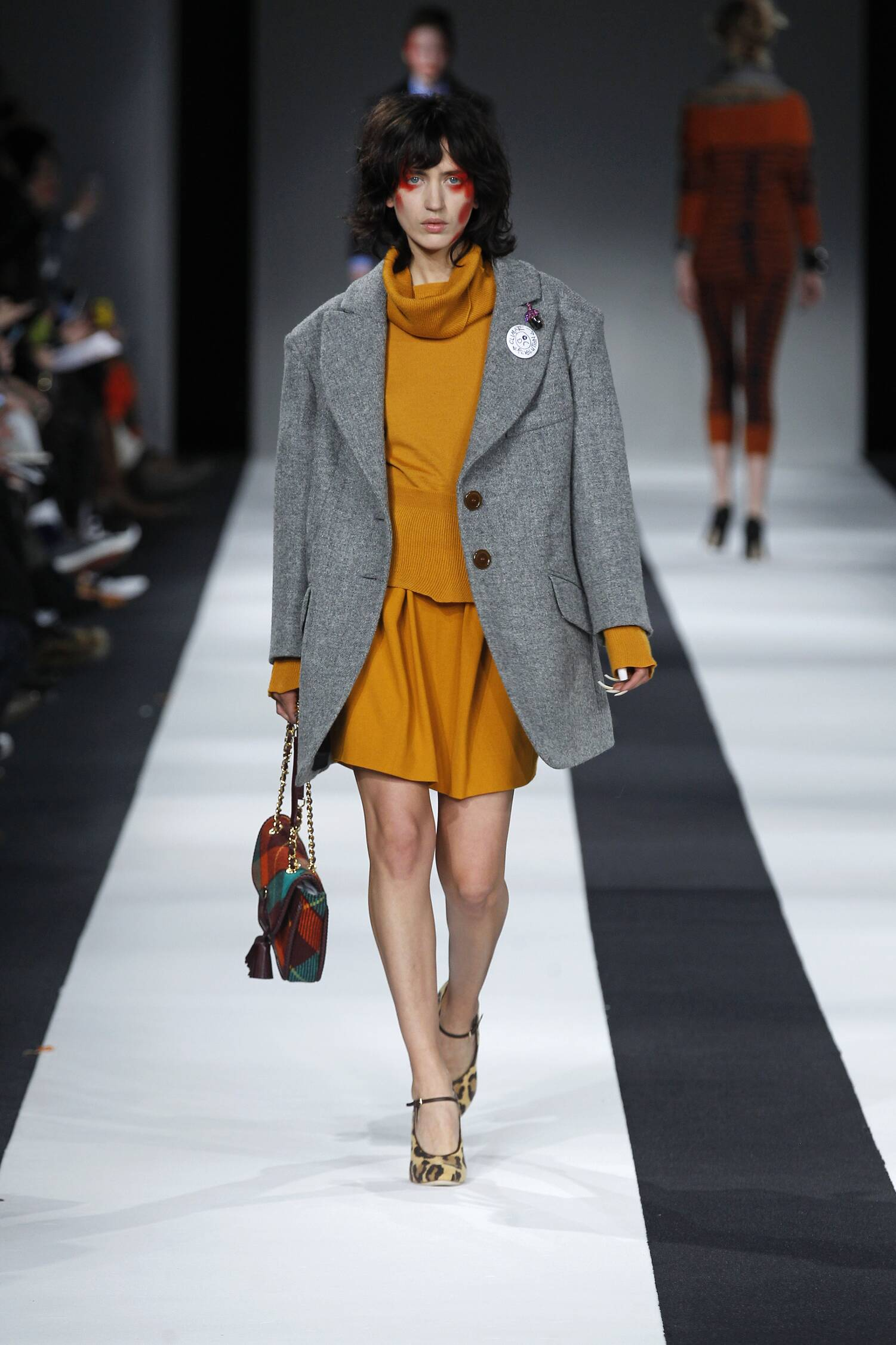 Fall 2015 Fashion Trends Vivienne Westwood Red Label Collection