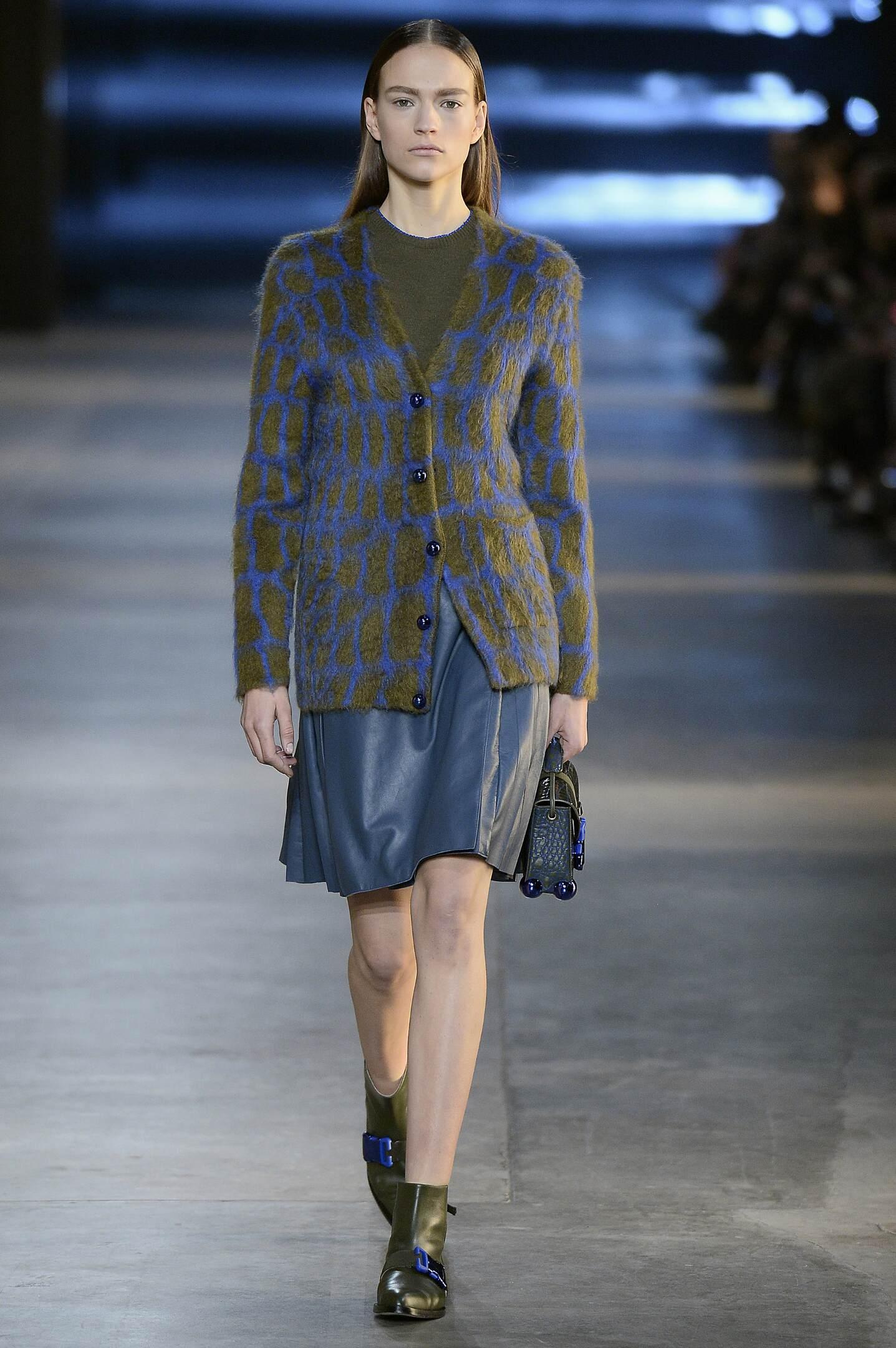 Fall 2015 Women Fashion Show Christopher Kane Collection