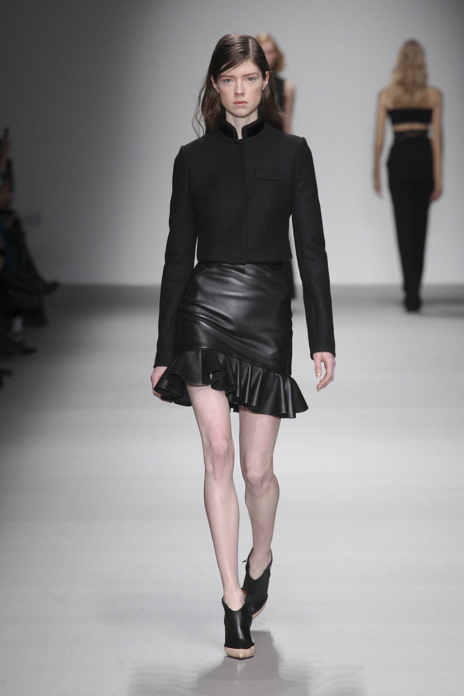 Fall 2015 Women Fashion Show David Koma Collection