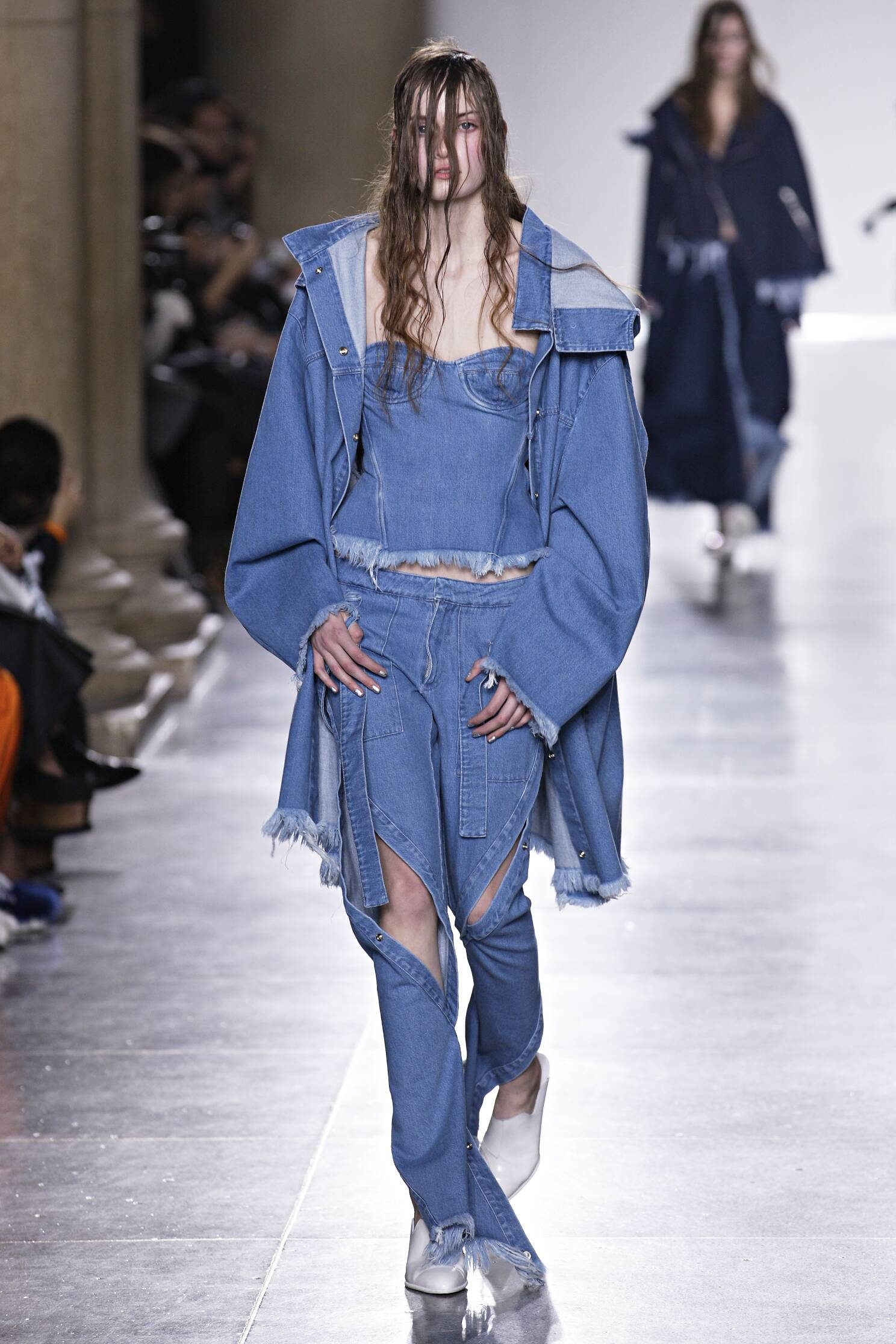 Fall 2015 Women Fashion Show Marques Almeida Collection