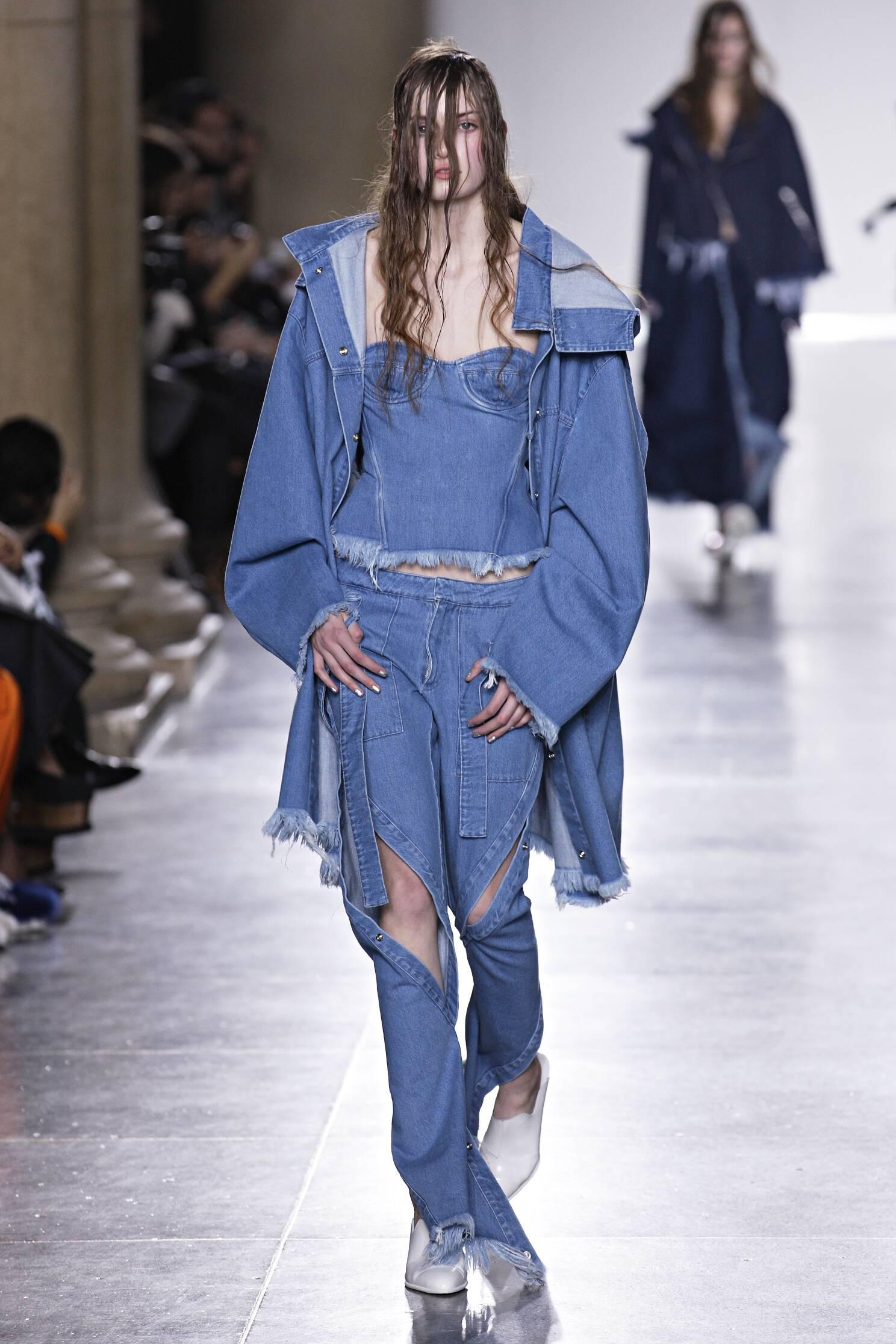 Fall 2015 Women Fashion Show Marques Almeida Collection