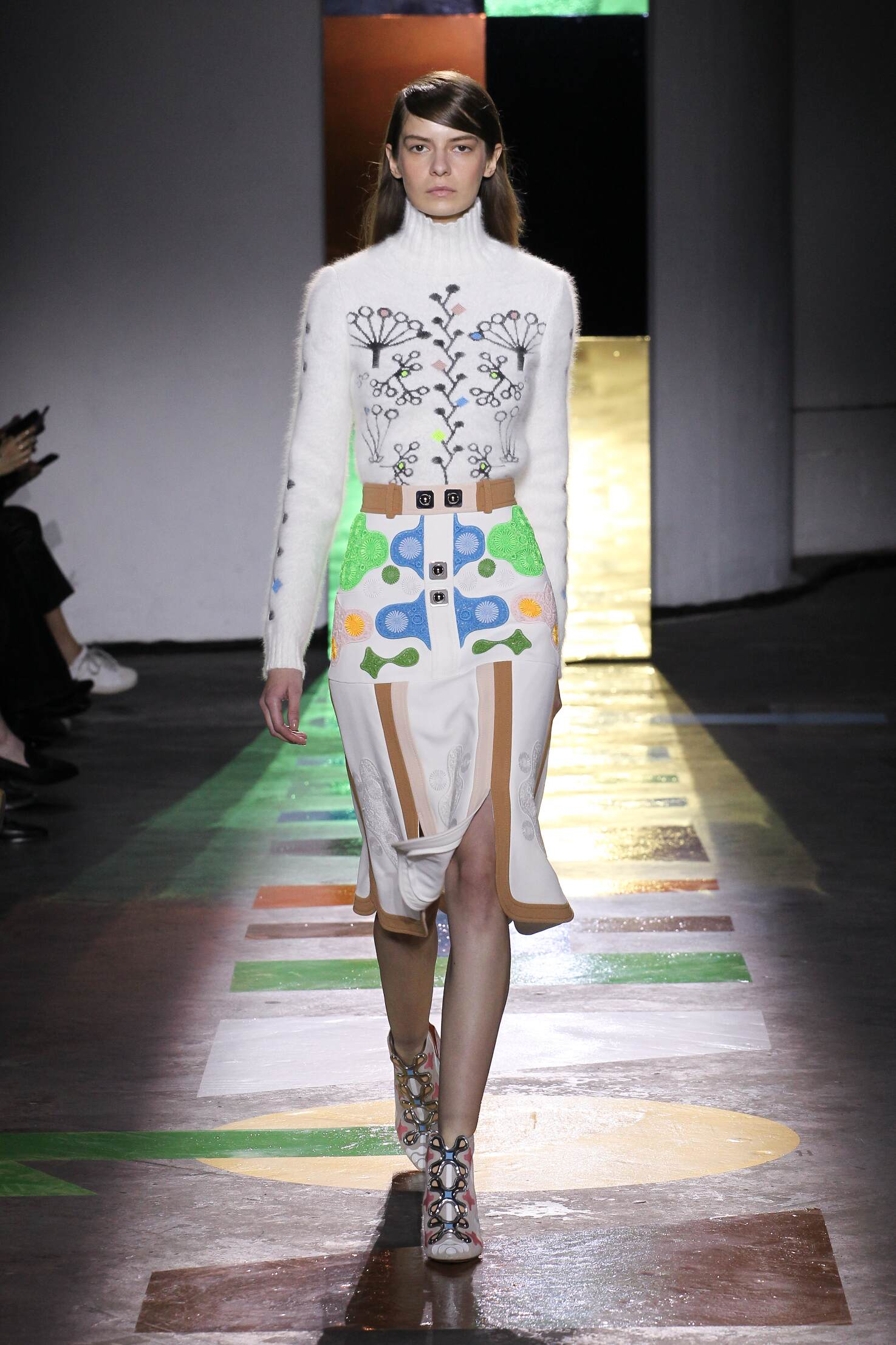 Fall 2015 Women Fashion Show Peter Pilotto Collection