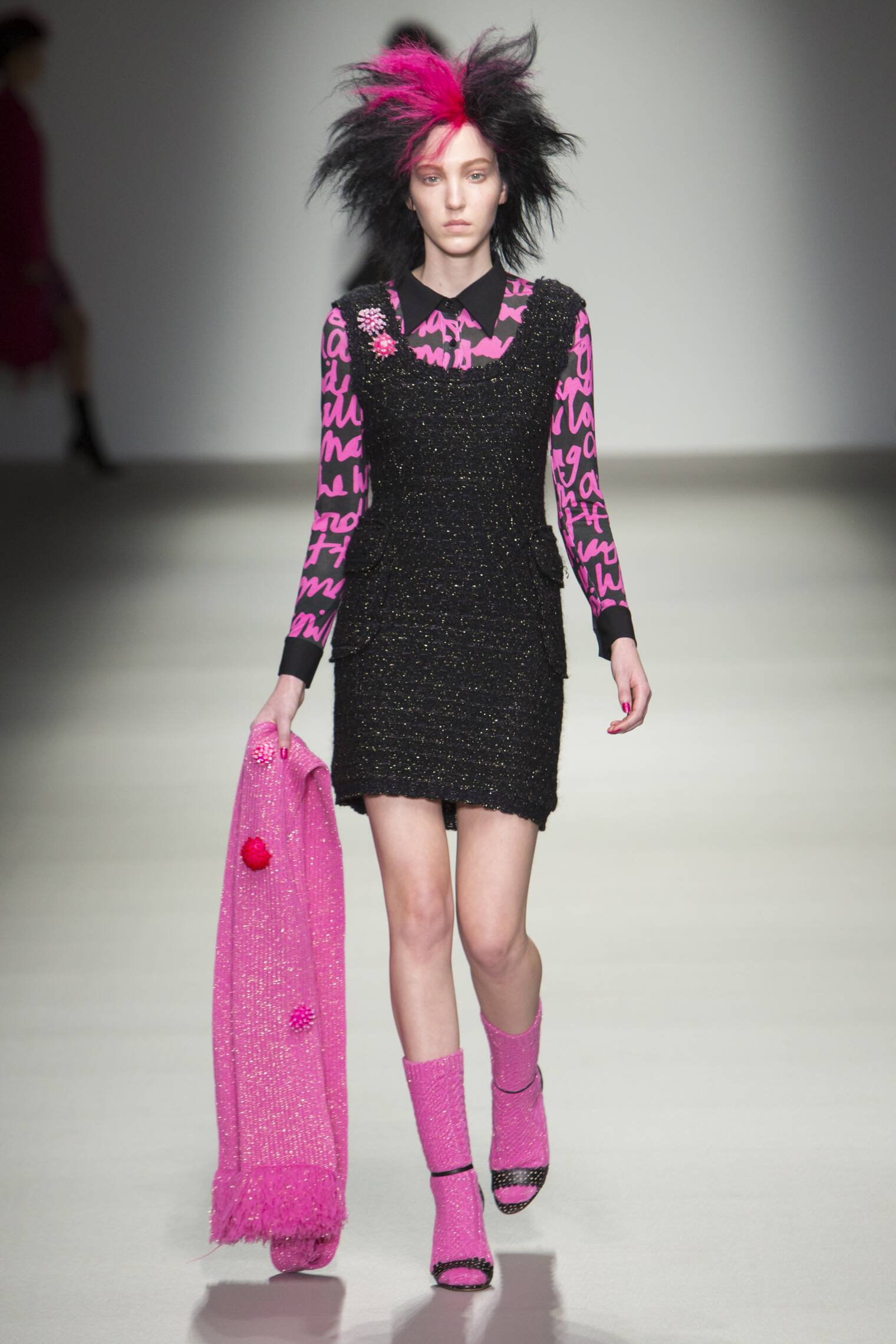 Fall 2015 Women Fashion Show Sibling Collection