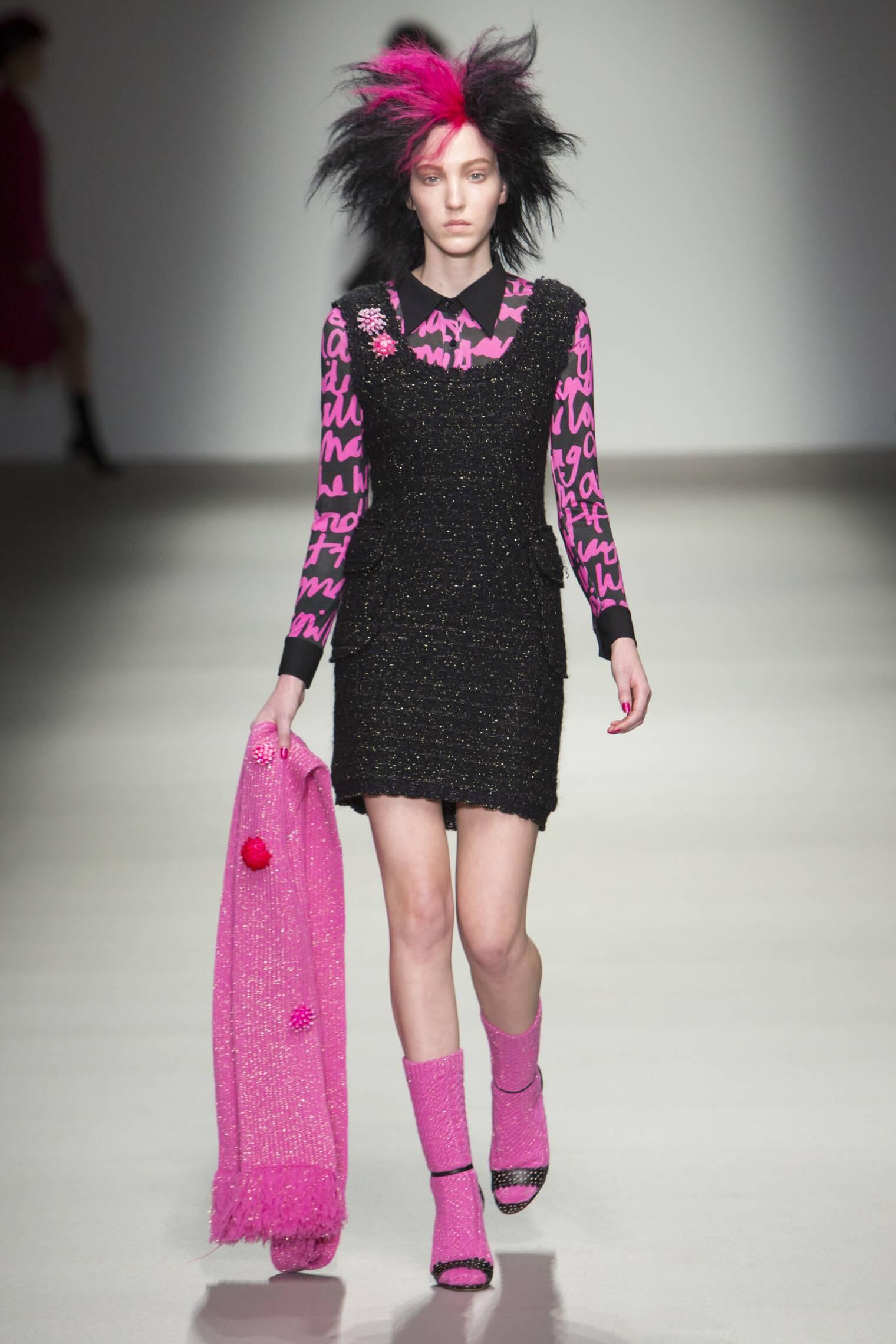 Fall 2015 Women Fashion Show Sibling Collection