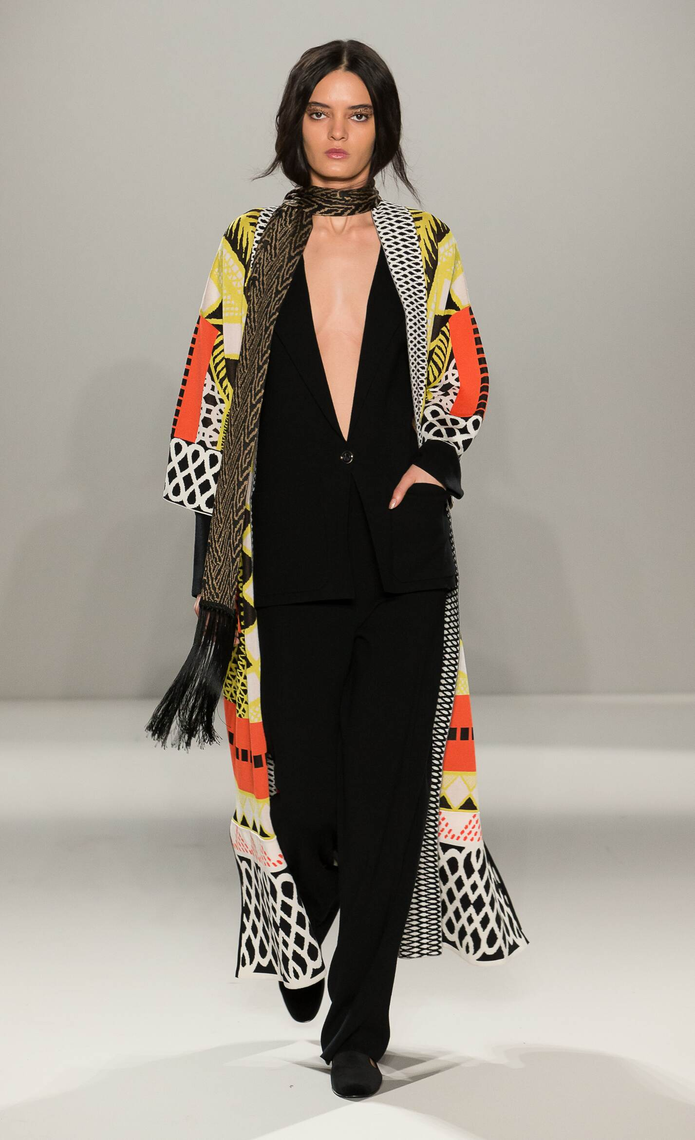 Fall 2015 Women Fashion Show Temperley London Collection