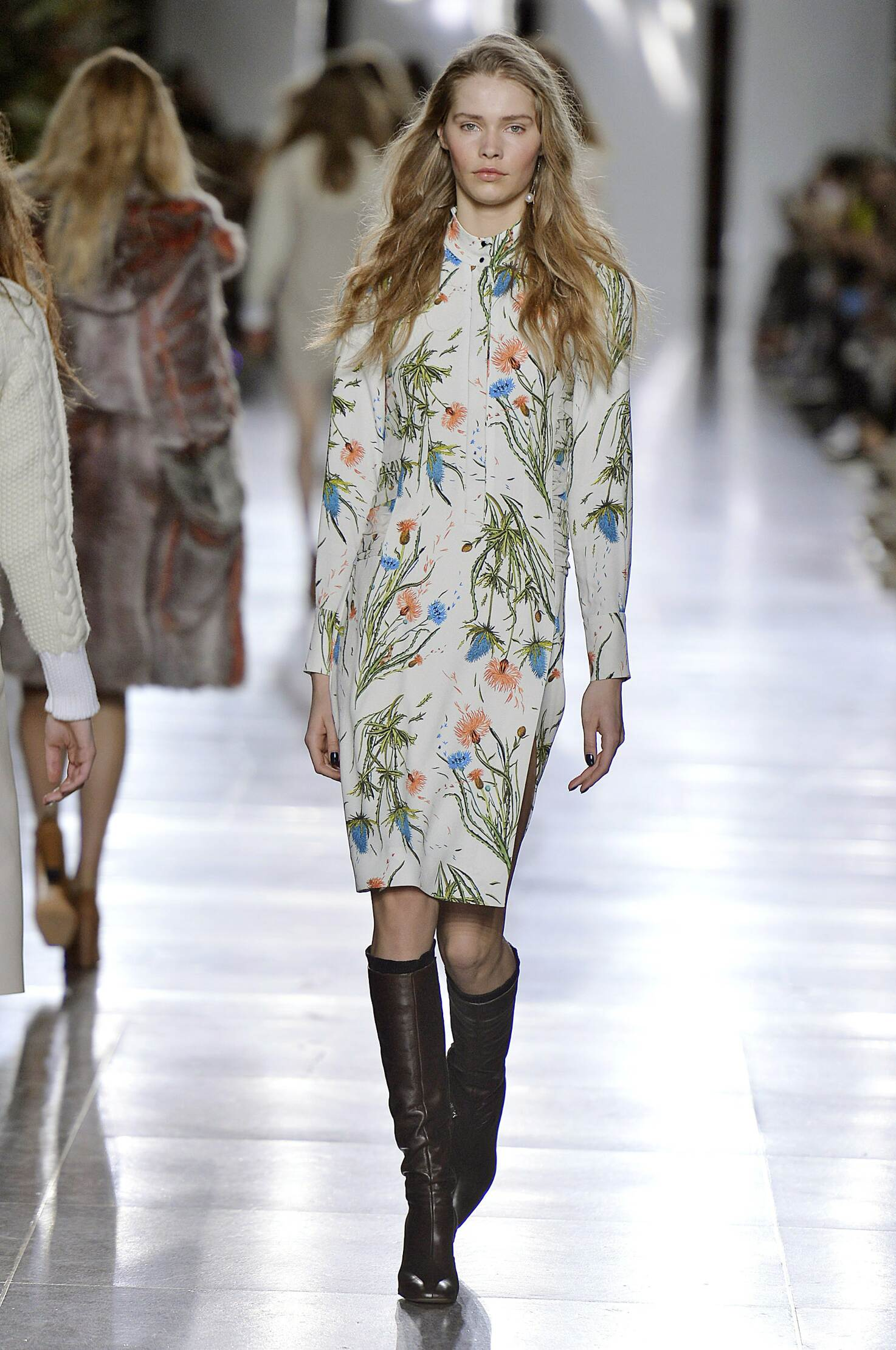 Fall 2015 Women Fashion Show Topshop Unique Collection