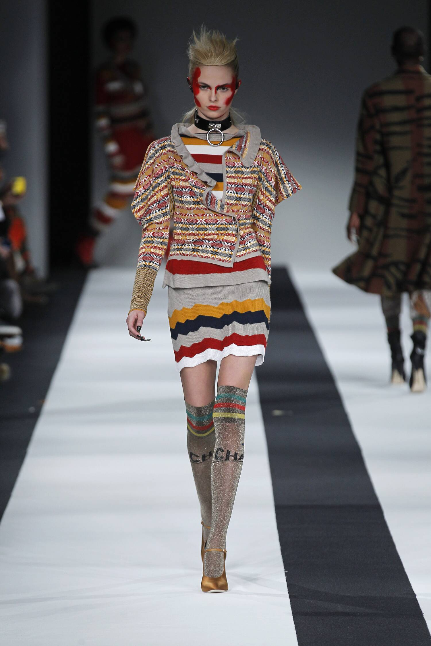 Fall 2015 Women Fashion Show Vivienne Westwood Red Label Collection